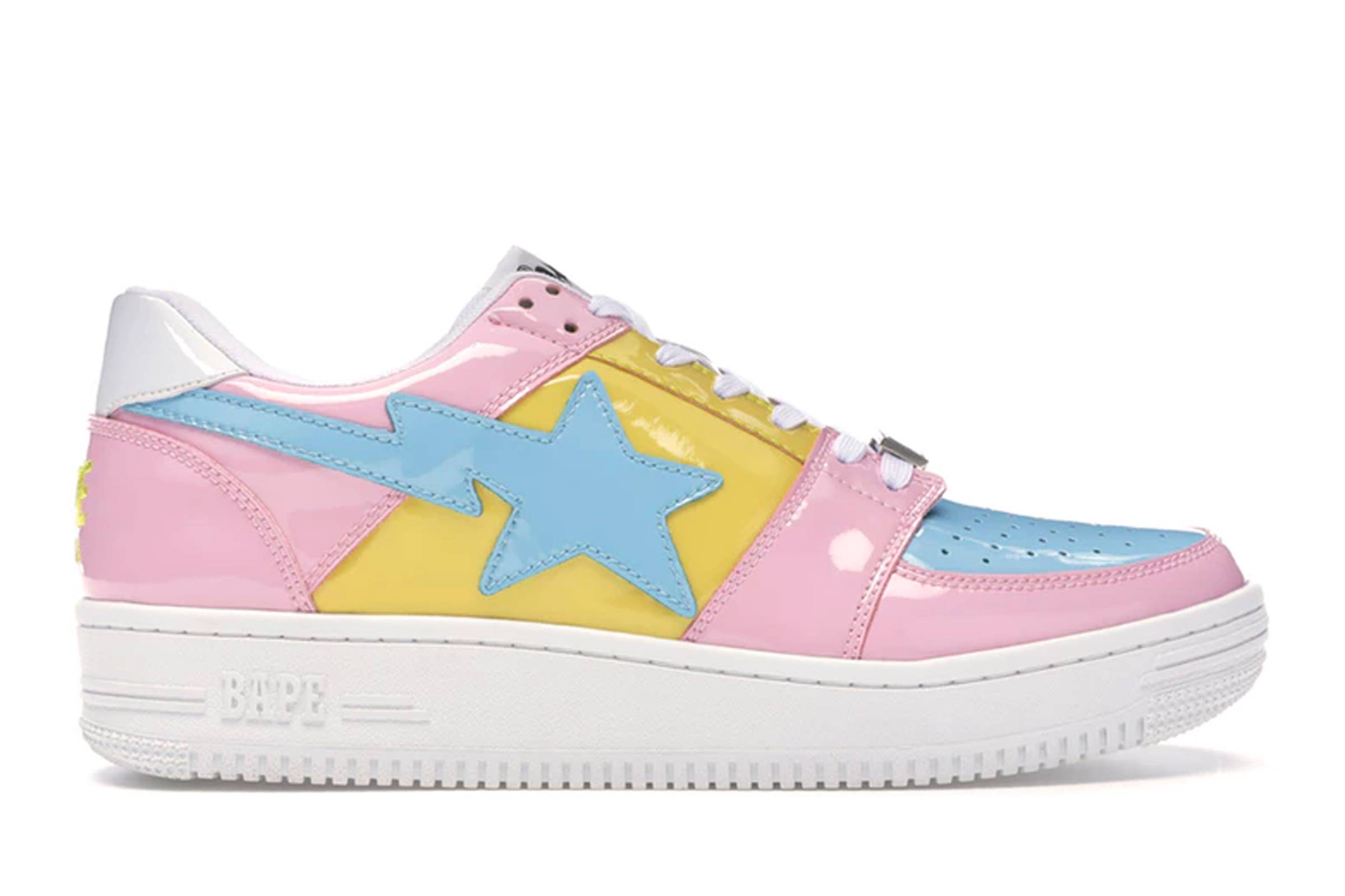 Cotton Candy Bapesta (recurring)