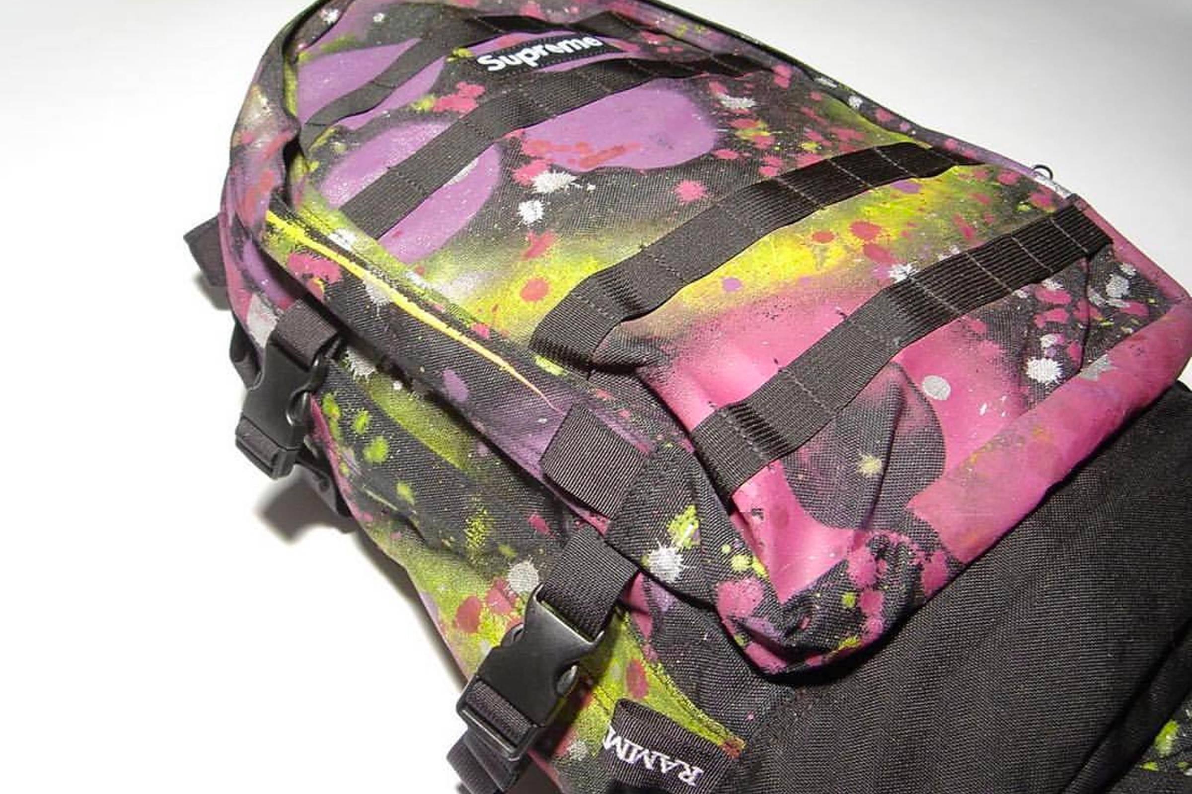 Supreme x Rammellzee Backpack