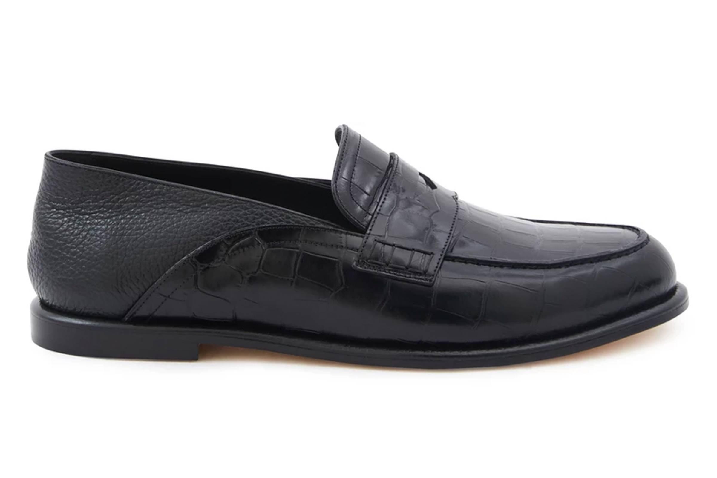 Loewe Collapsible Heel Loafer