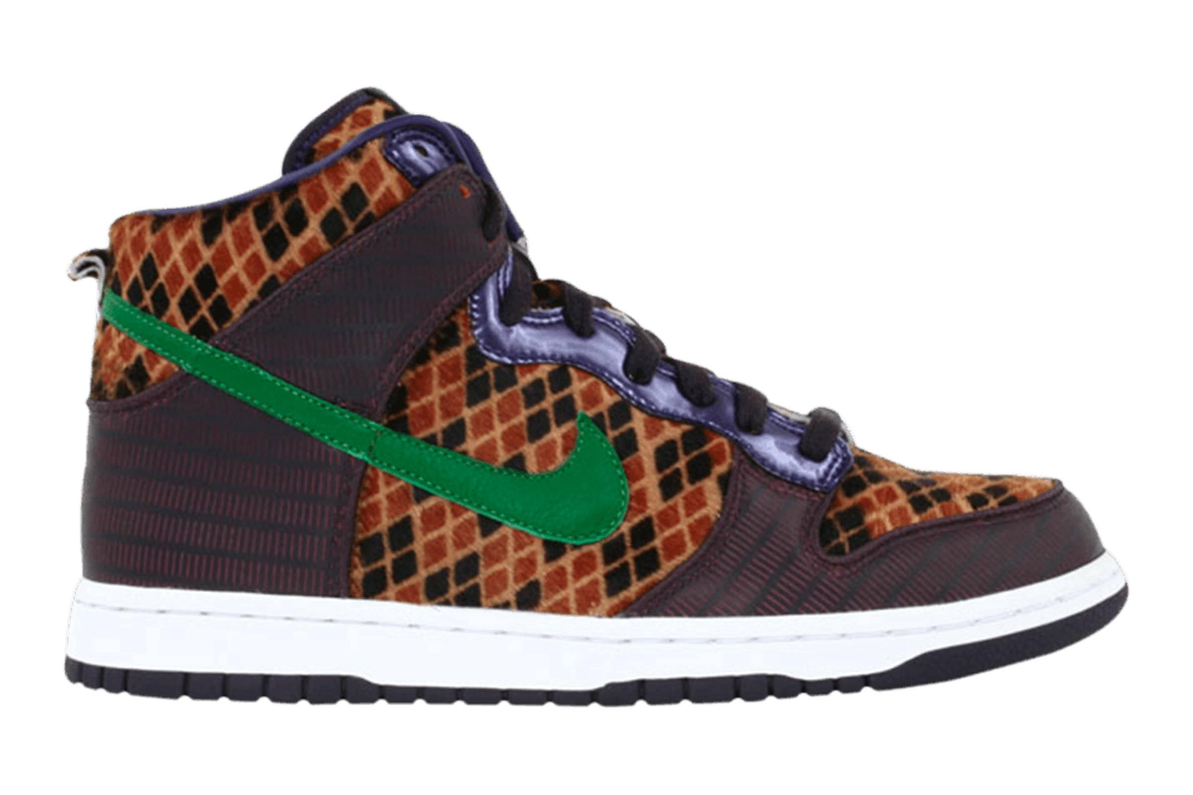 "Nike Dunk High Premium ""Samurai Pack"""