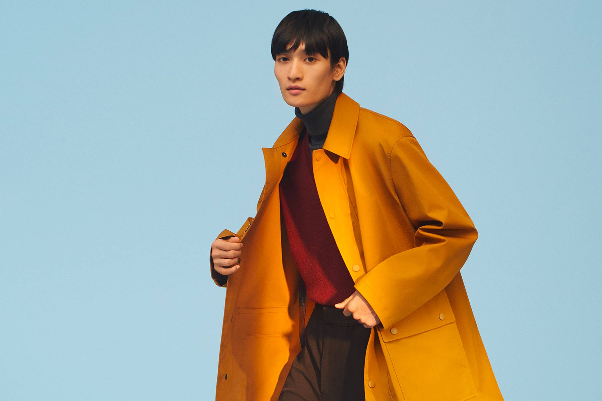 0893db91555cc Christophe Lemaire made a name for himself through both his eponymous line  designed with partner Sarah-Linh Tran and as creative director of Hermès  where he ...