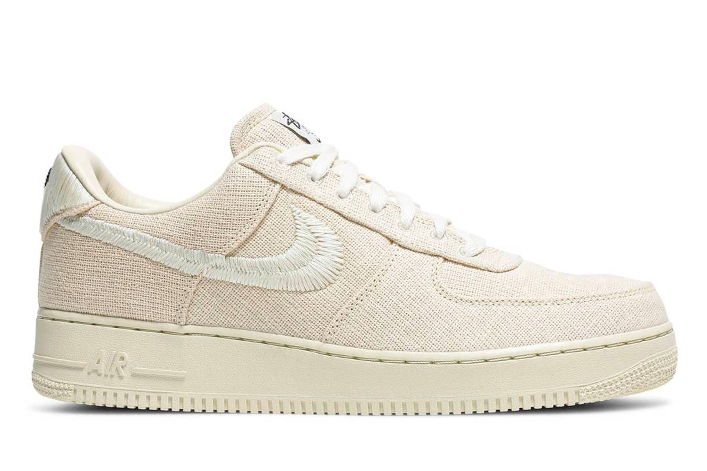 Stussy x Nike Air Force 1 (2020)