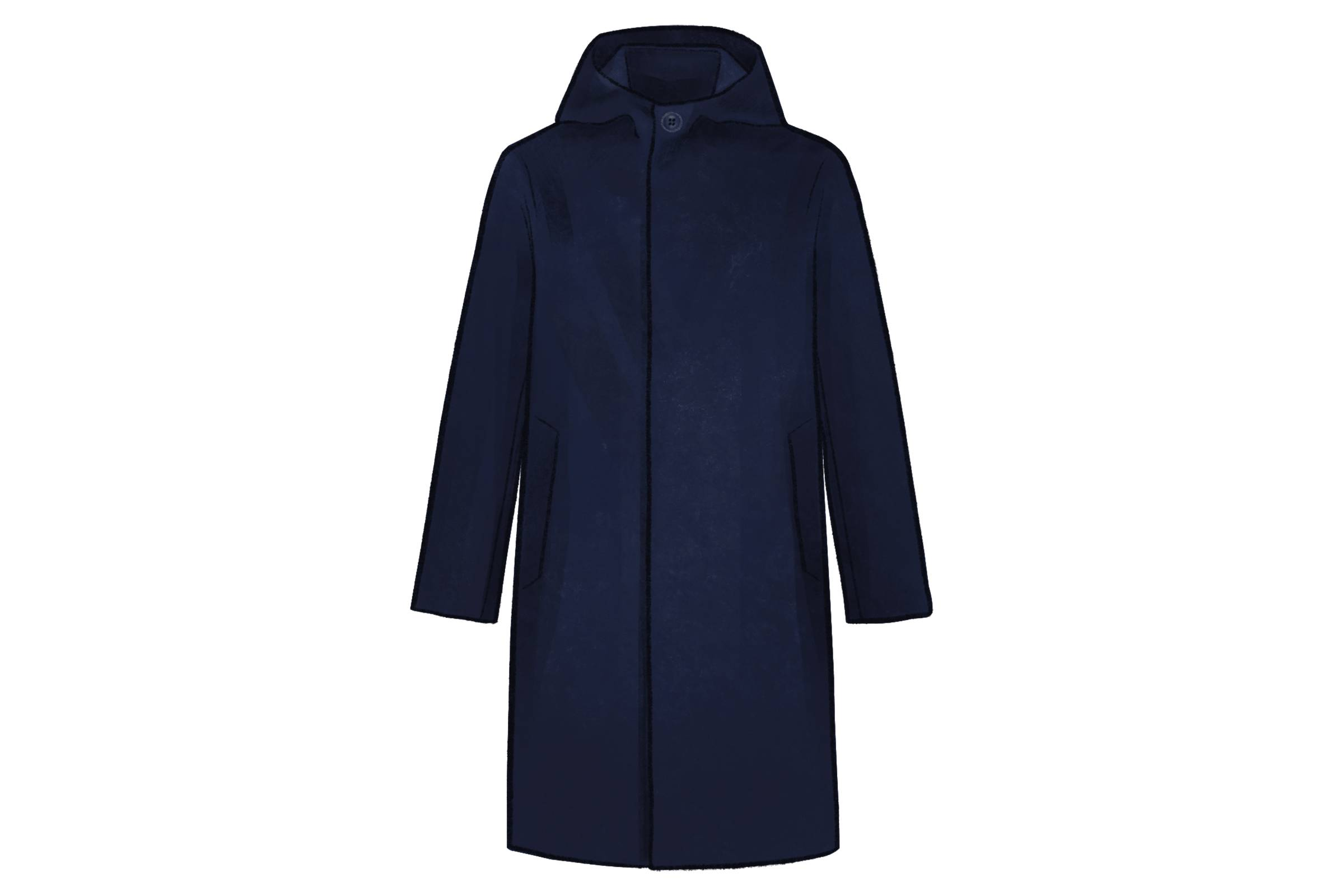 Mackintosh Chryston Hooded Coat