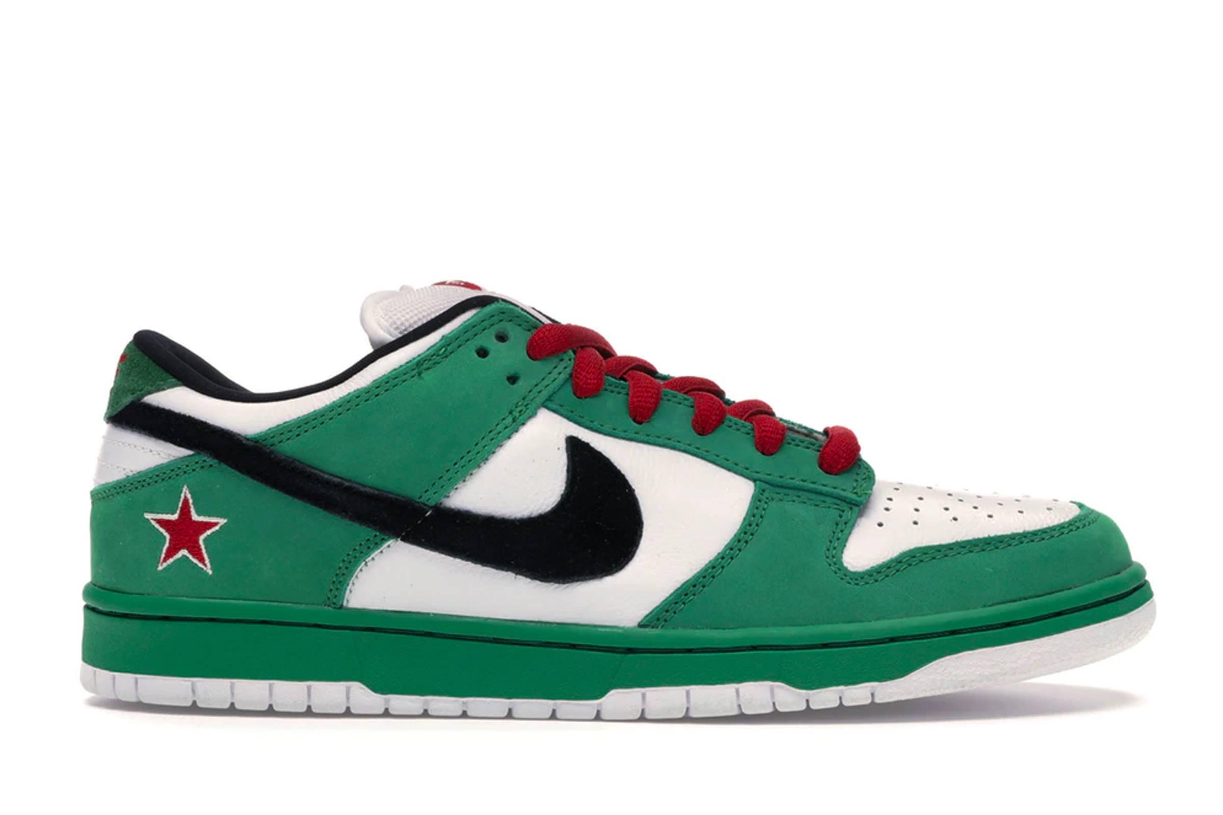 """Nike SB Dunk Low Pro """"Heineken"""""""