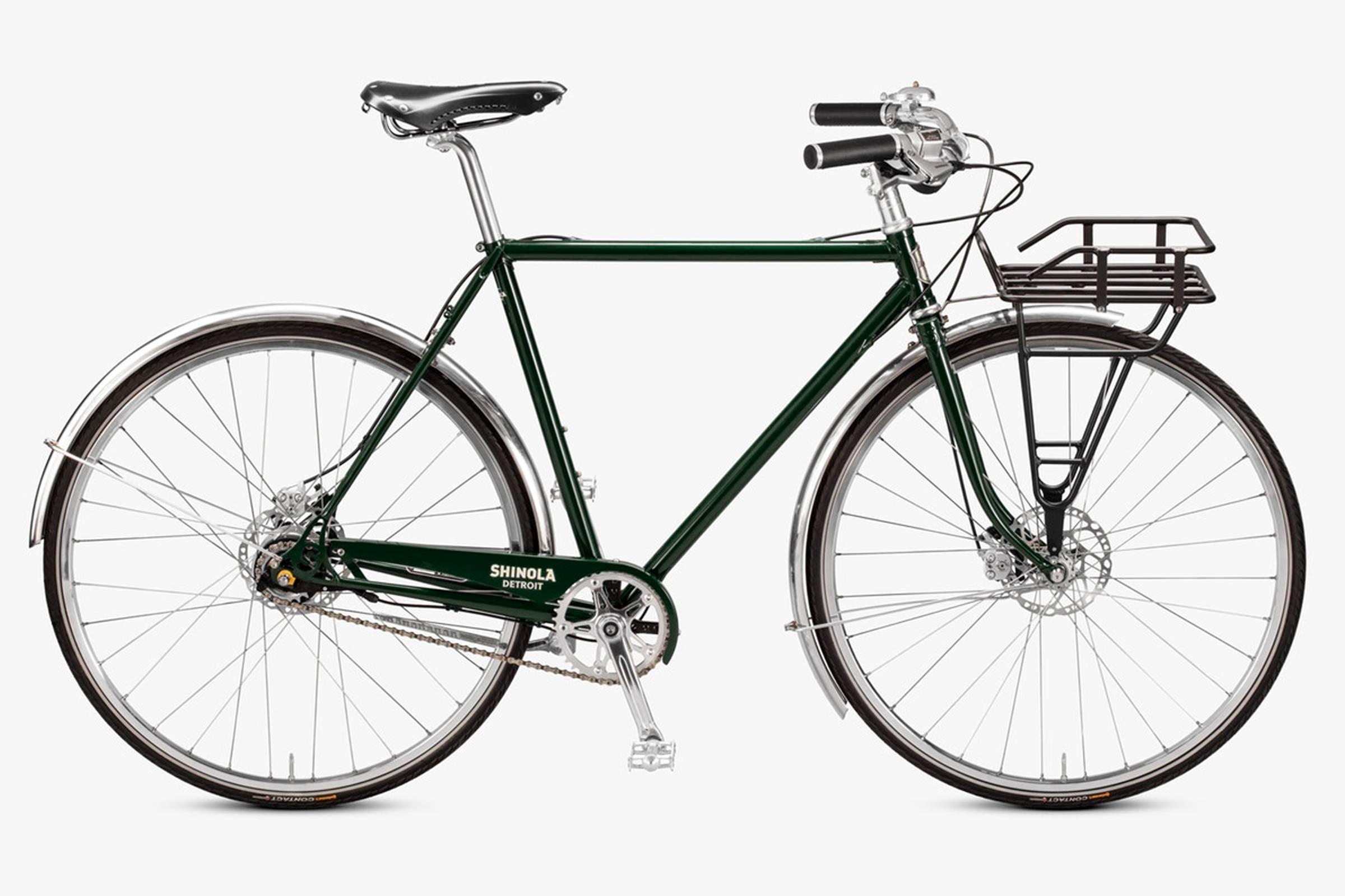 The Shinola Runwell Bicycle