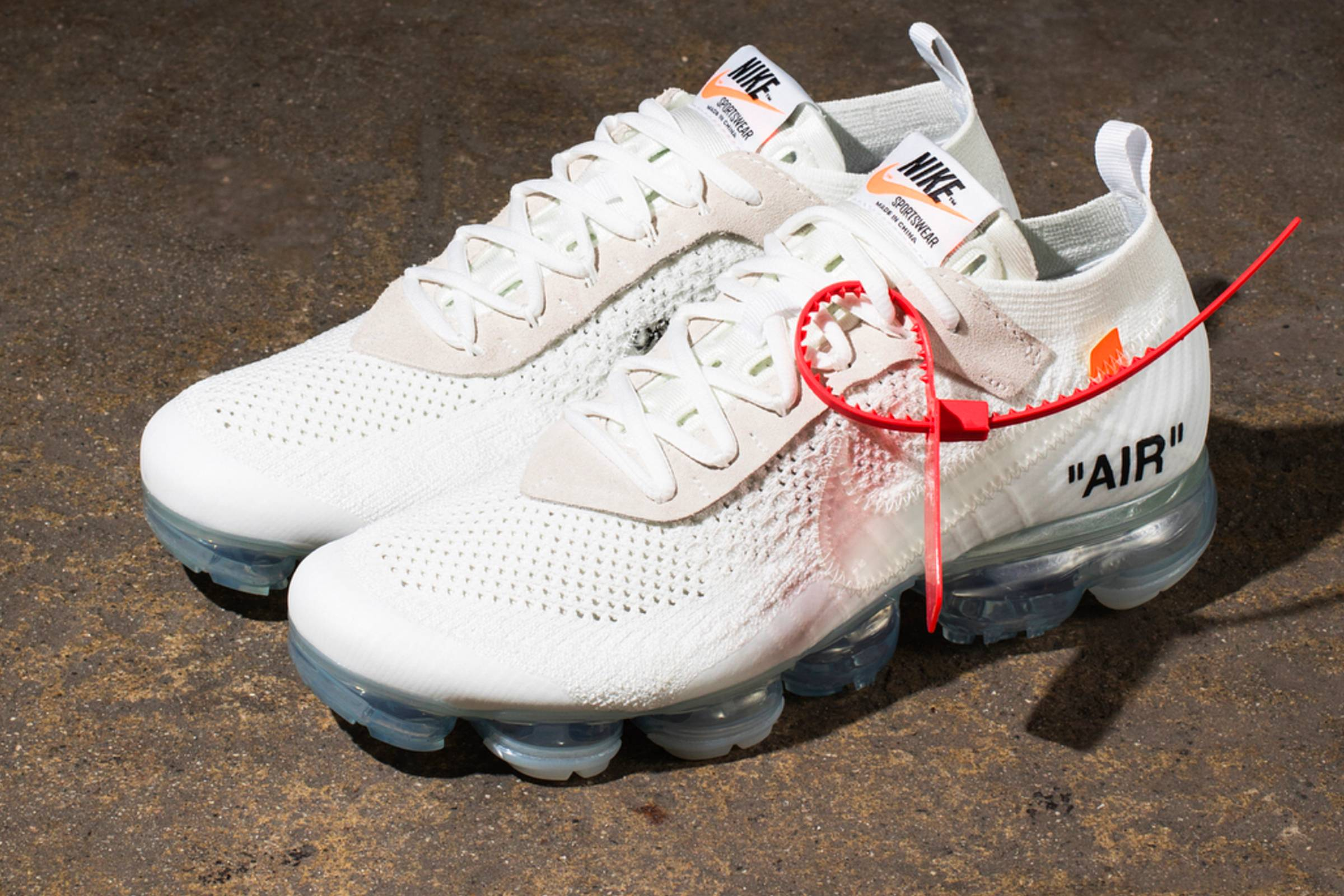 95465adec29 How to Score Off-White and Nike s Newest Vapormax - Off White Nike ...