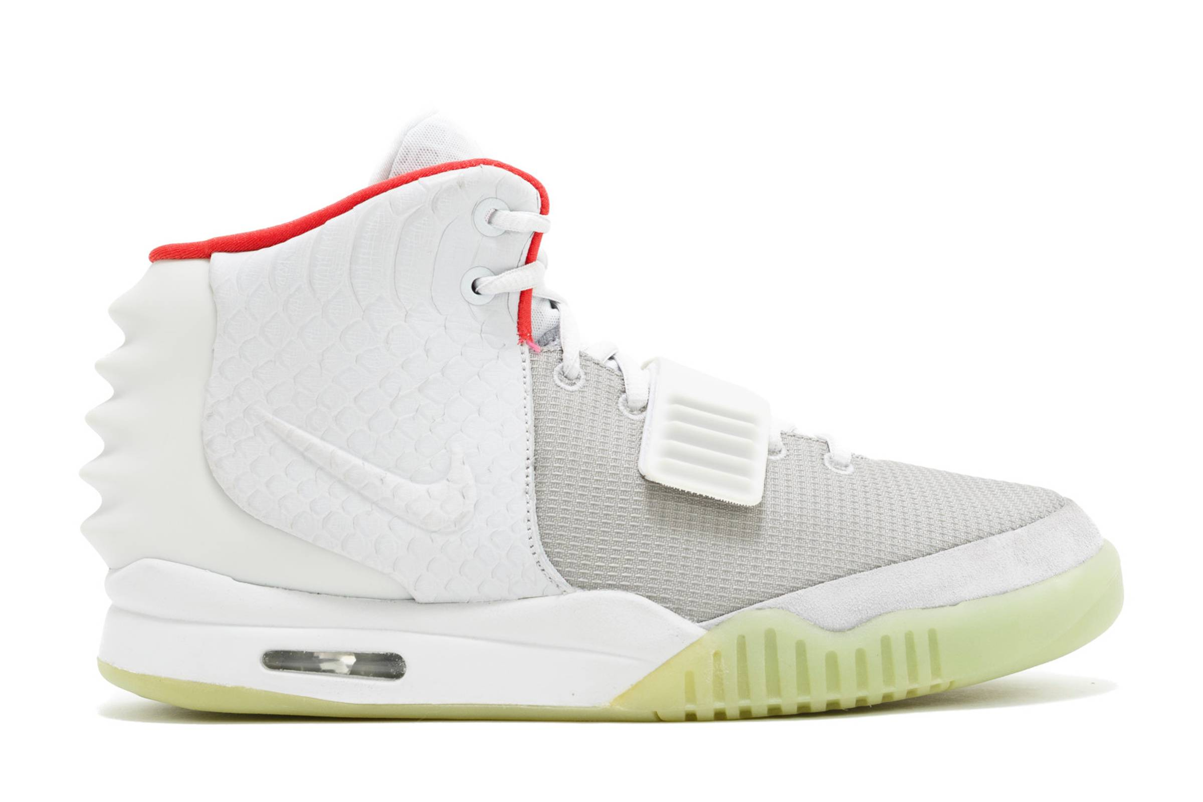 "Nike Air Yeezy II ""Pure Platinum"""