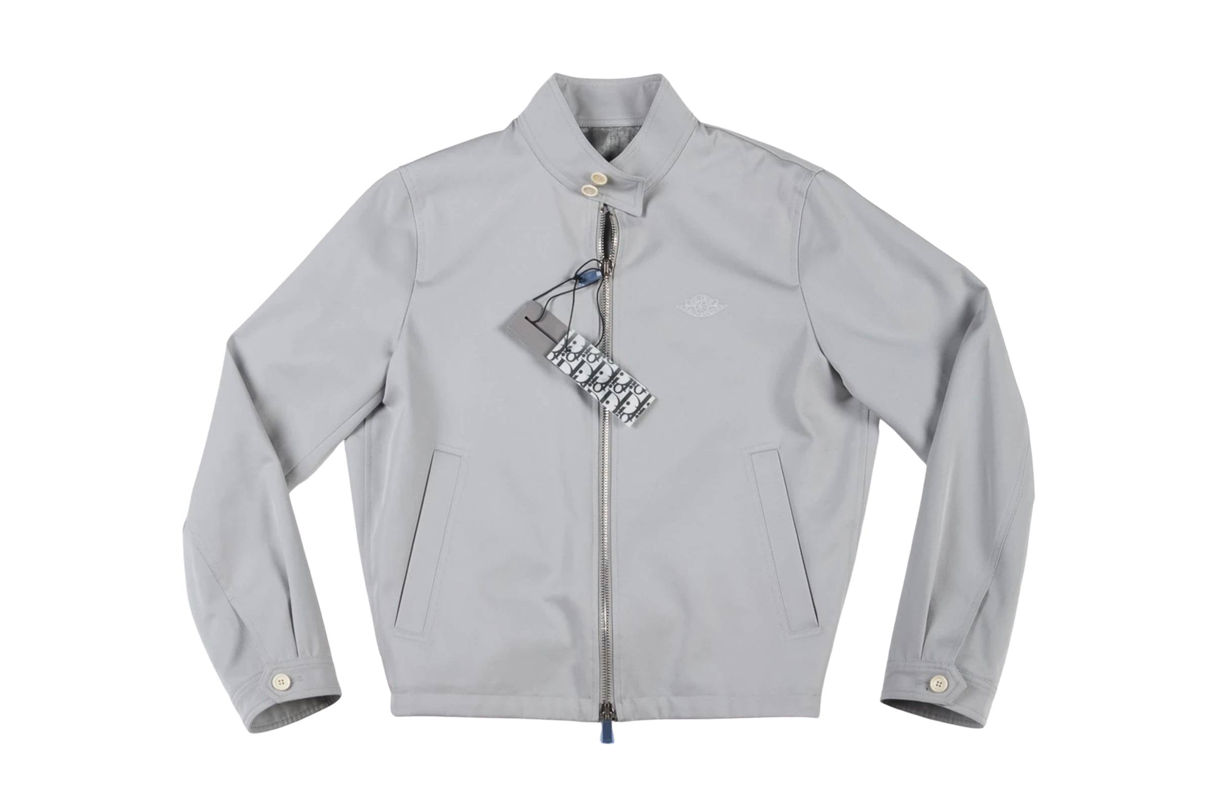 "Dior x Jordan Brand ""Air Dior"" Jacket"