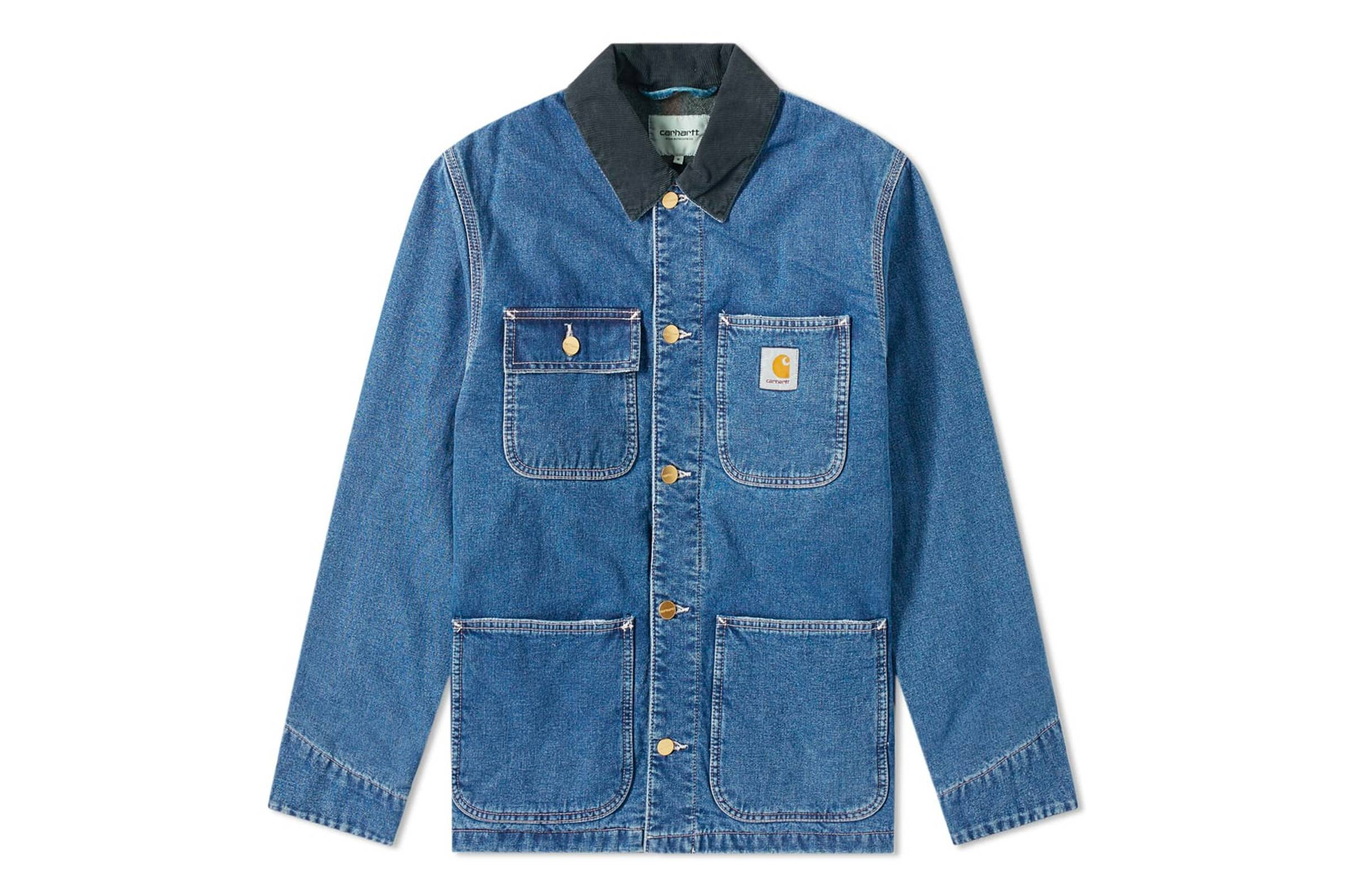 Carhartt WIP Michigan Chore Coat (Spring)