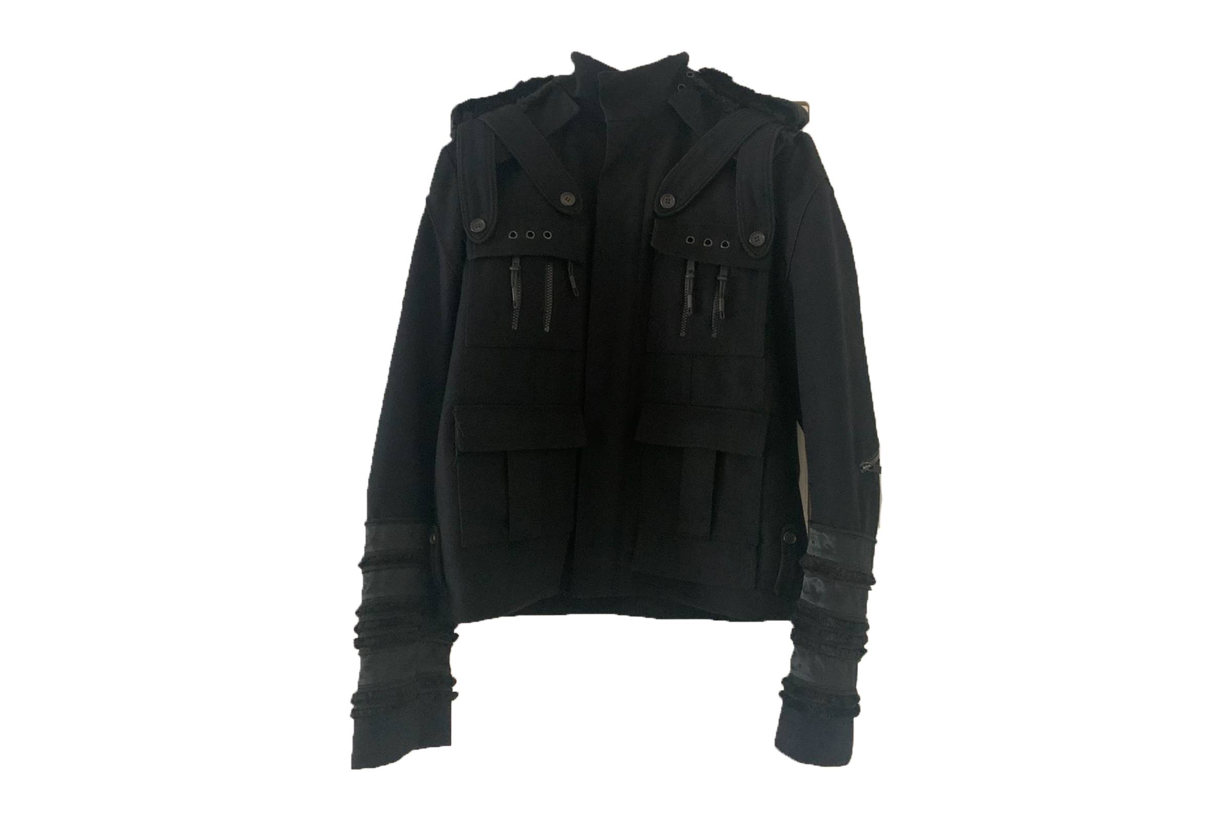 Dior Homme Napoleon Jacket