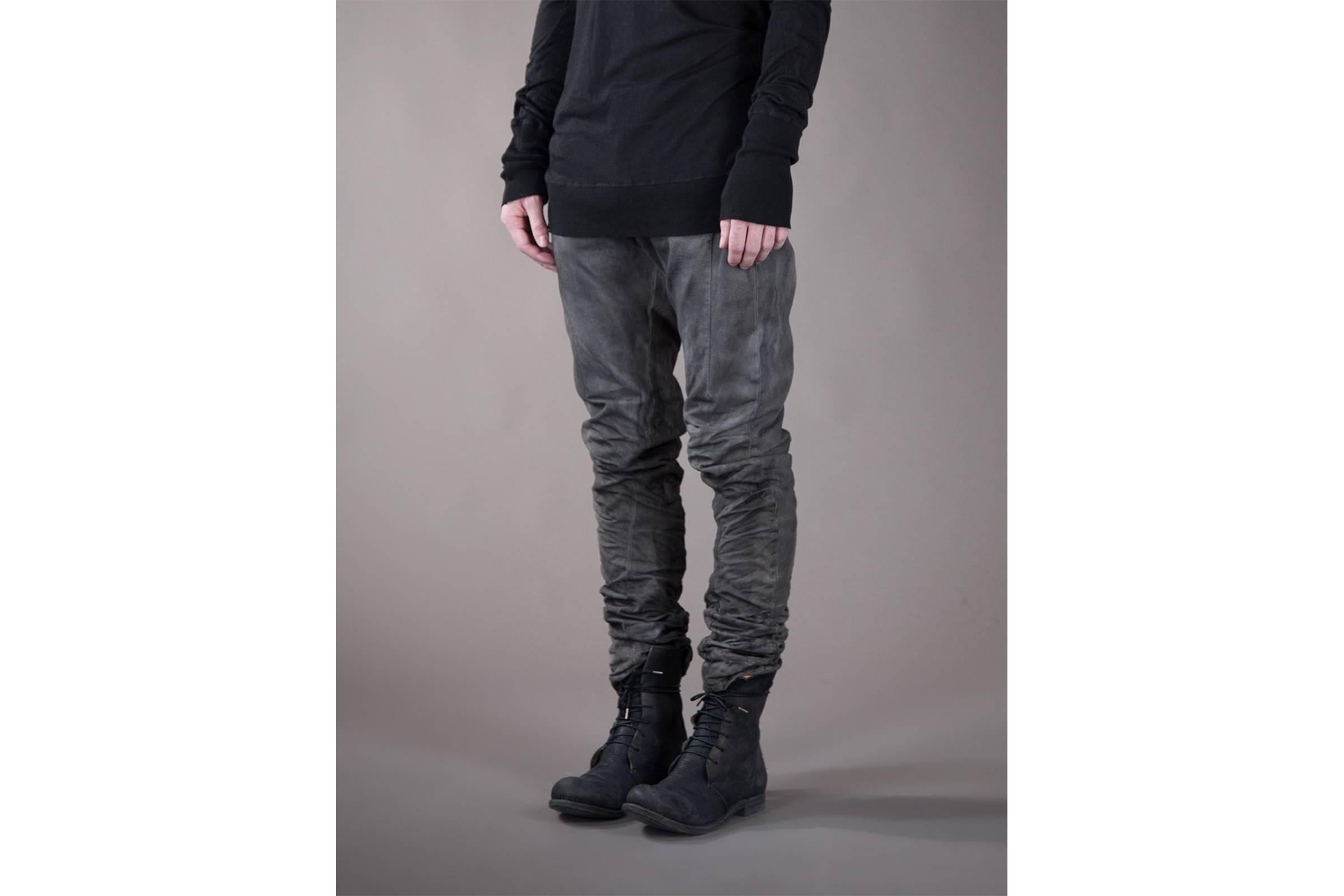 Julius Twisted Seam Jeans