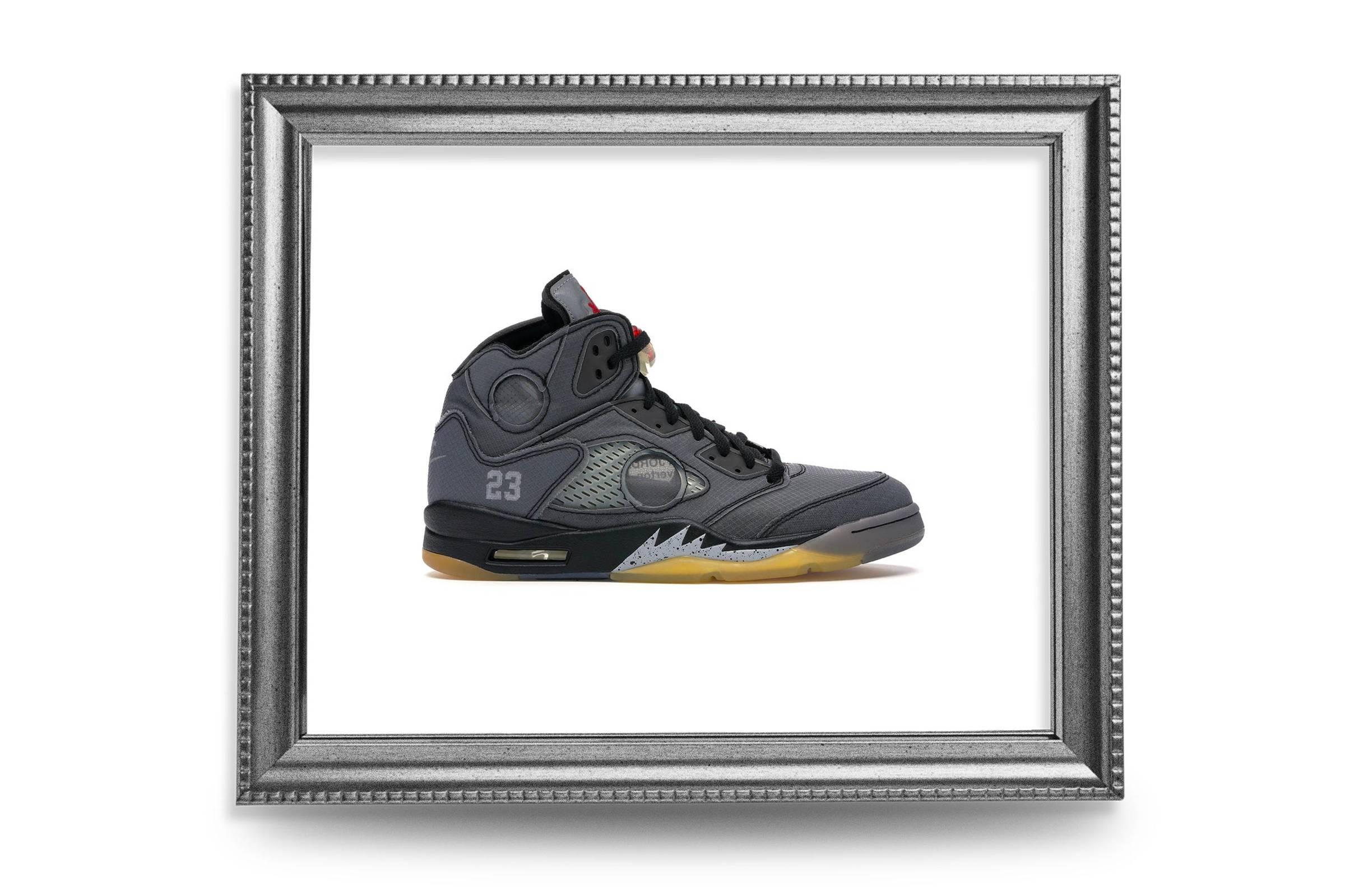 Sneaker Stories: Virgil Abloh Celebrates 30 Years of the Jordan V