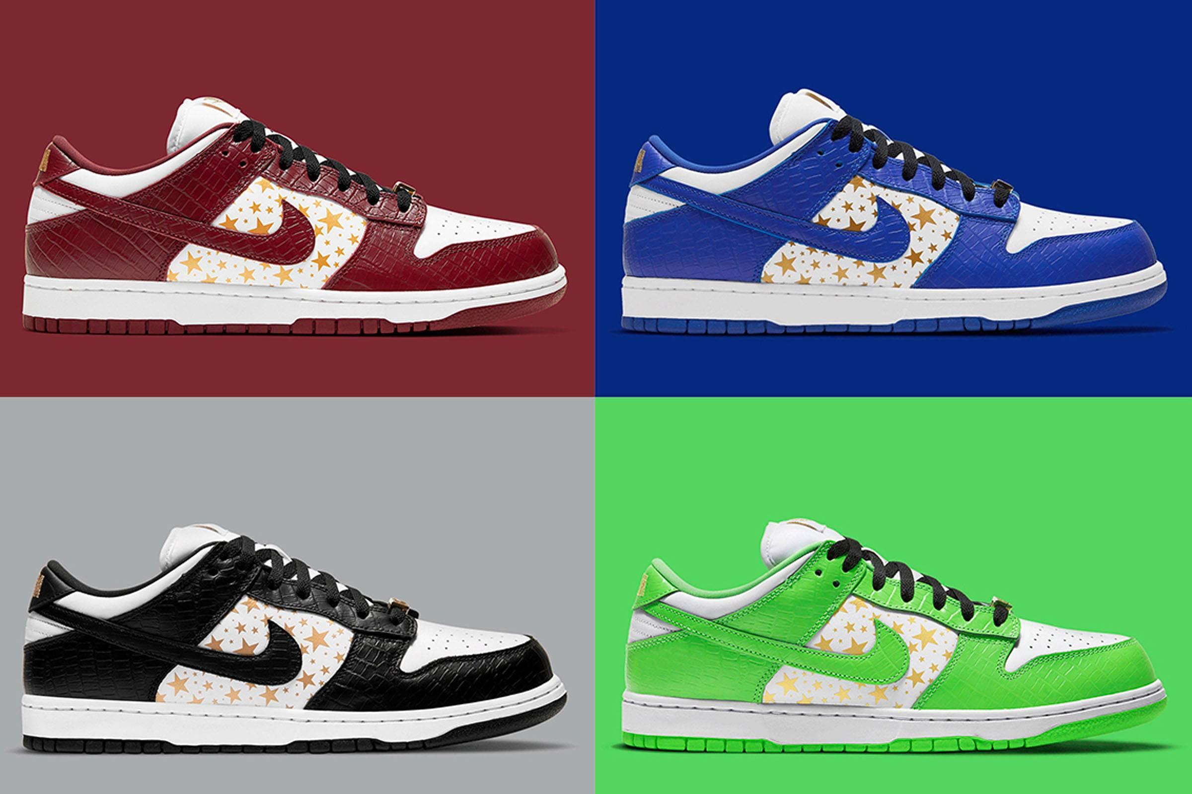 The Week In Sneakers: Week of March 1, 2021