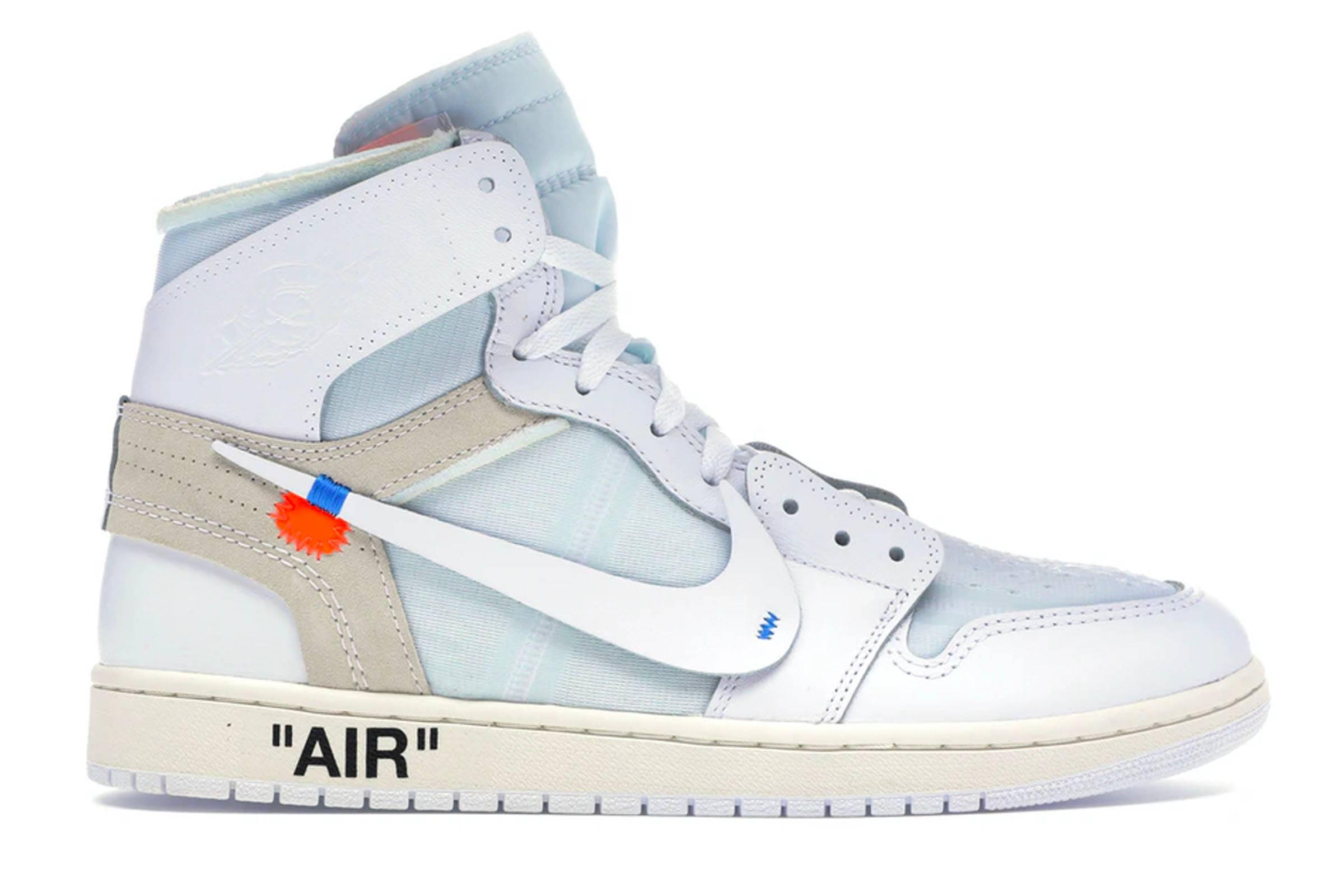 Off-White x Jordan I (2018)