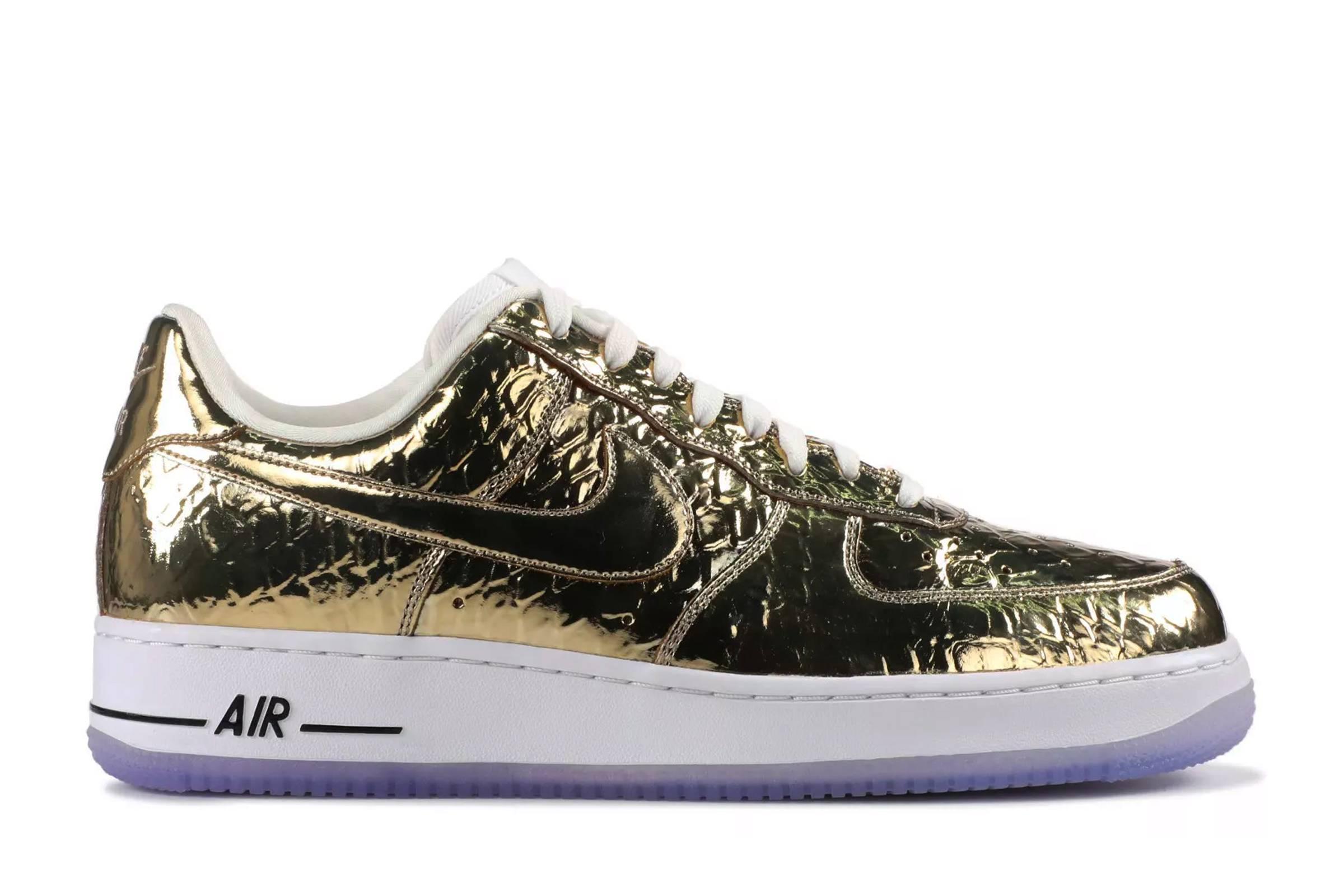 "Nike Air Force 1 ""Precious Metal"""