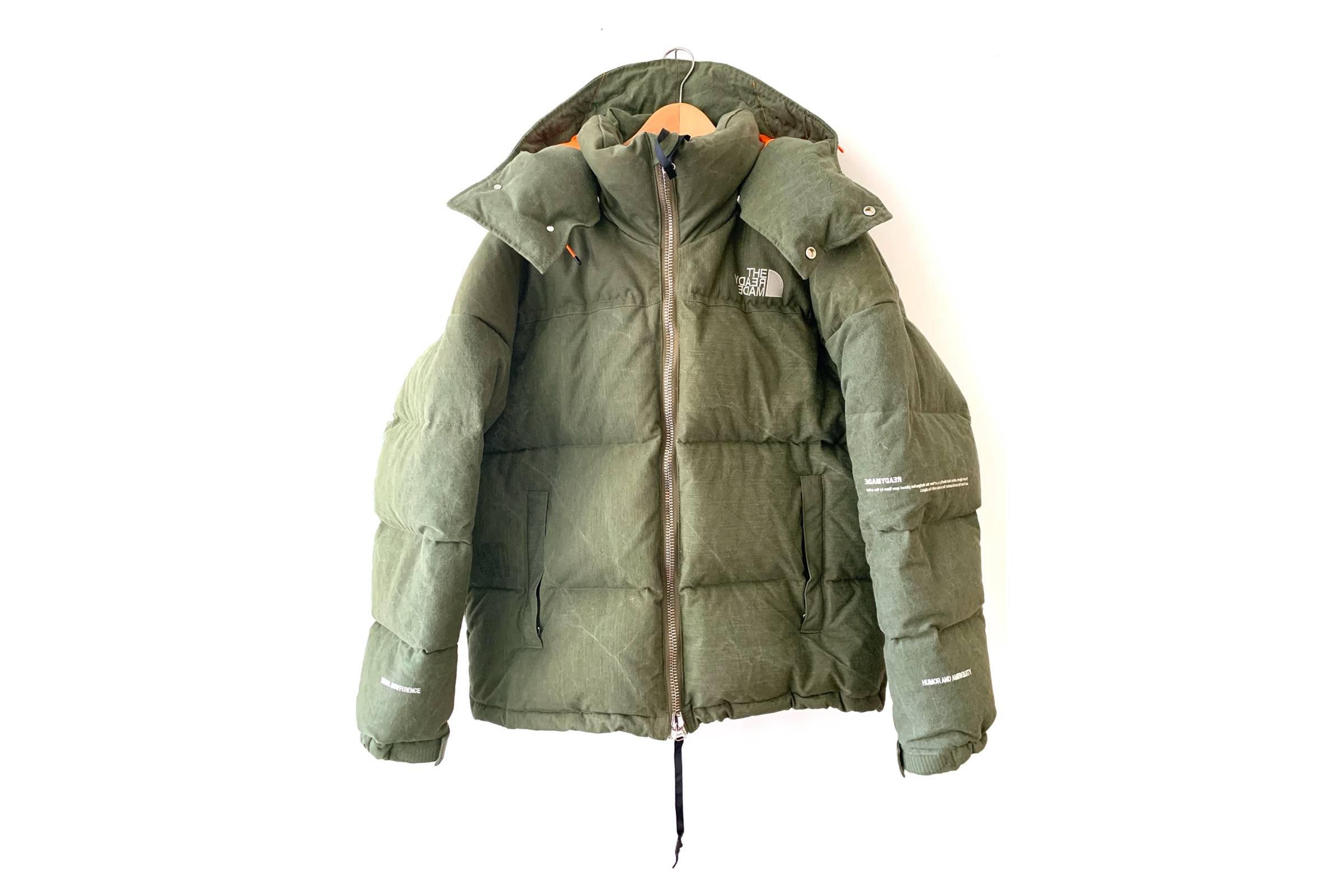 """READYMADE """"The North Face"""" Down Jacket"""