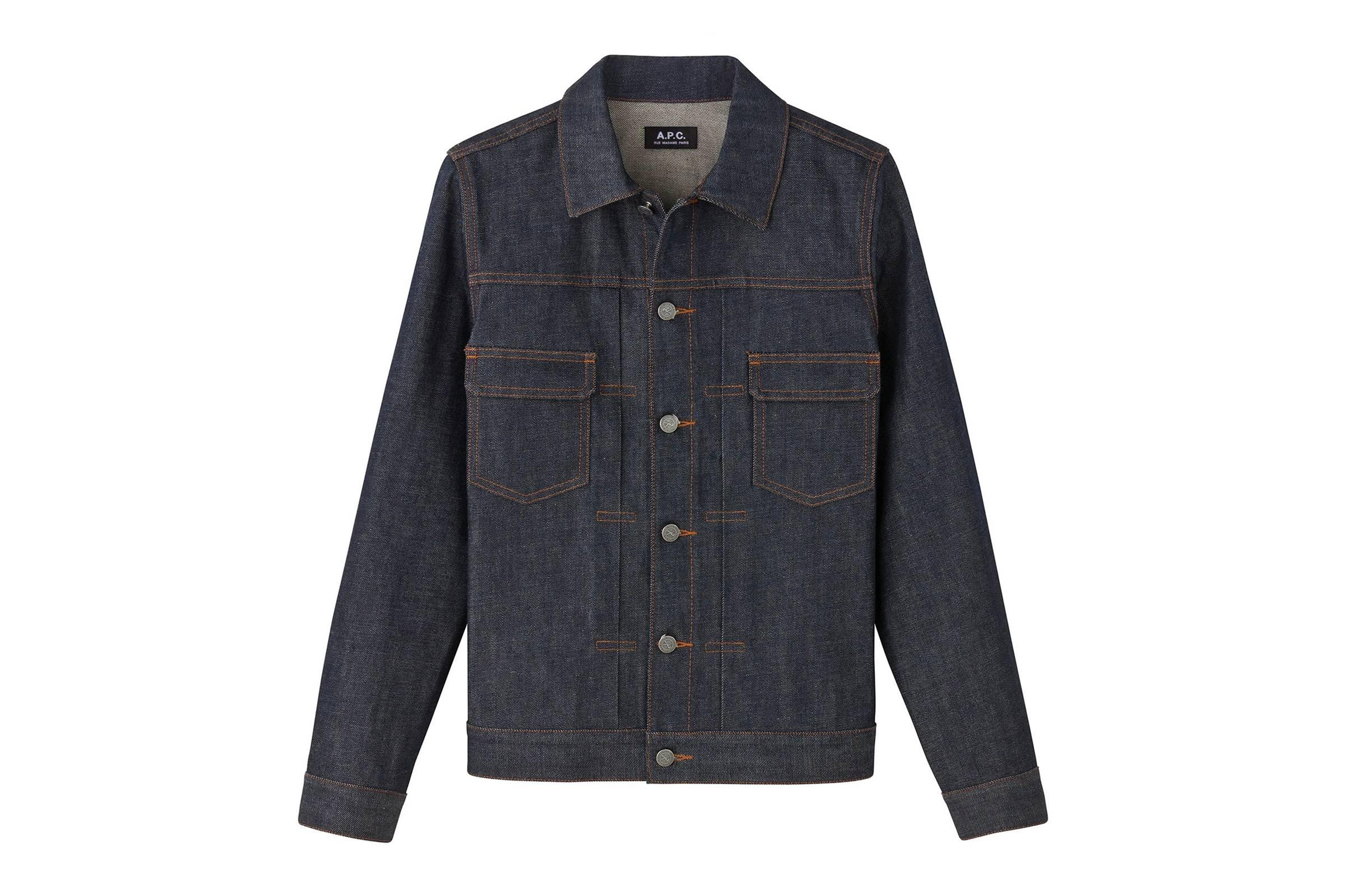 A.P.C. Veste Jean Work Jacket