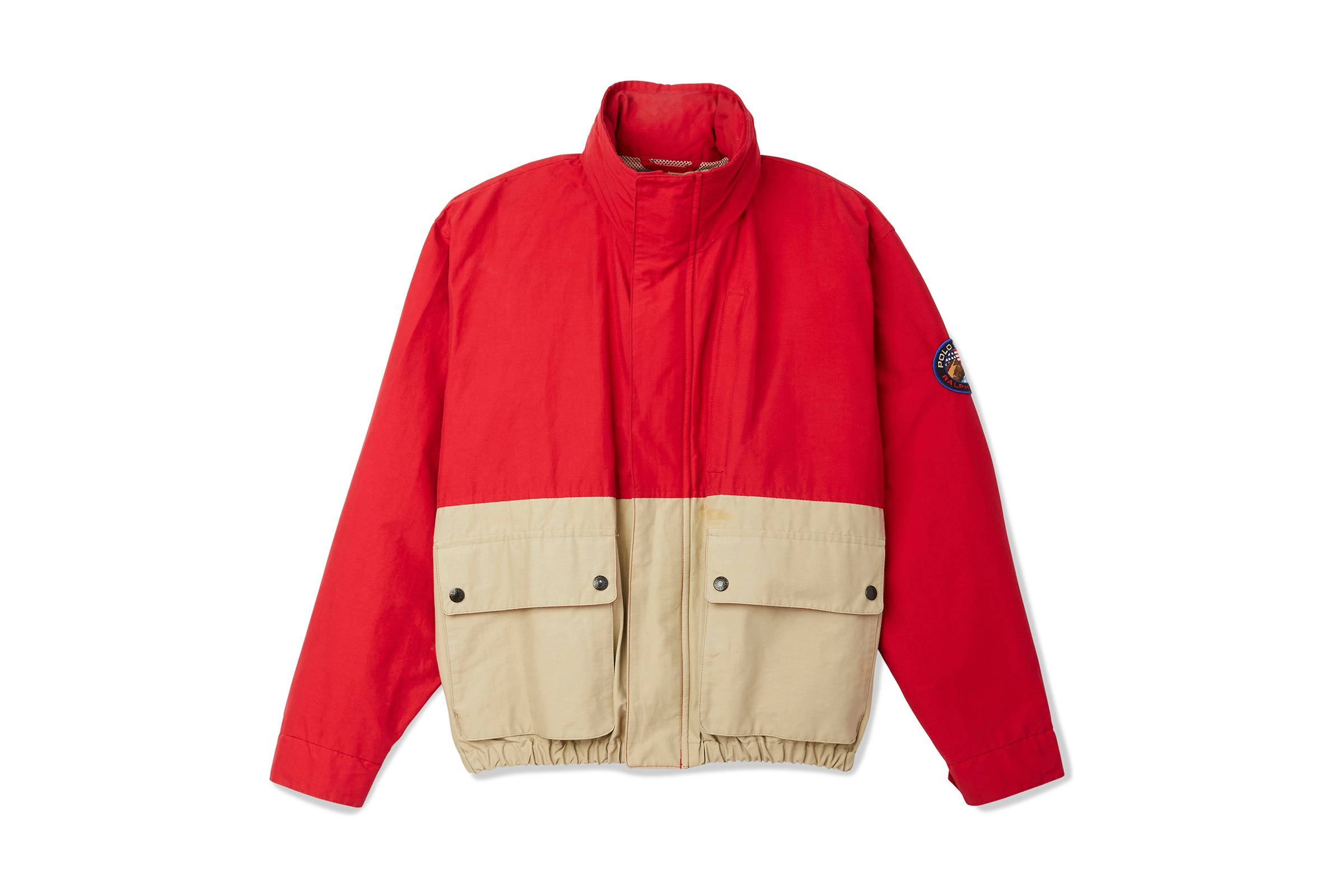American Sportsman Pieced Hudson Jacket