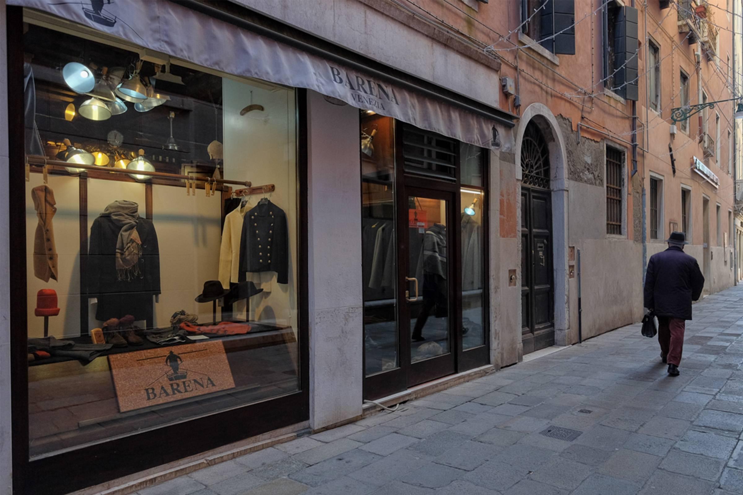 Cut from Italian Cloth: A Brief History of Barena Venezia