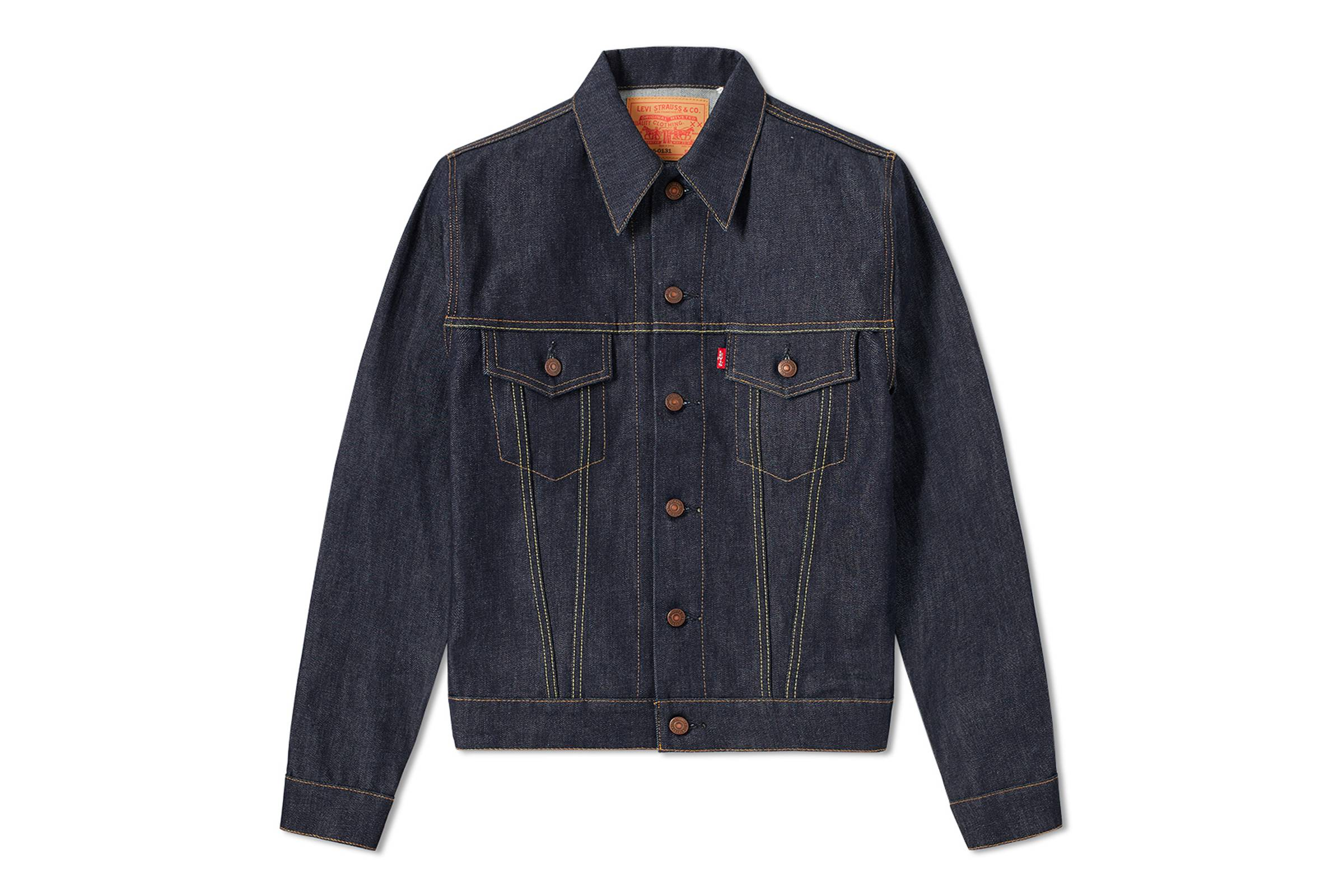 "Levi's Type III ""Trucker"" Denim Jacket"