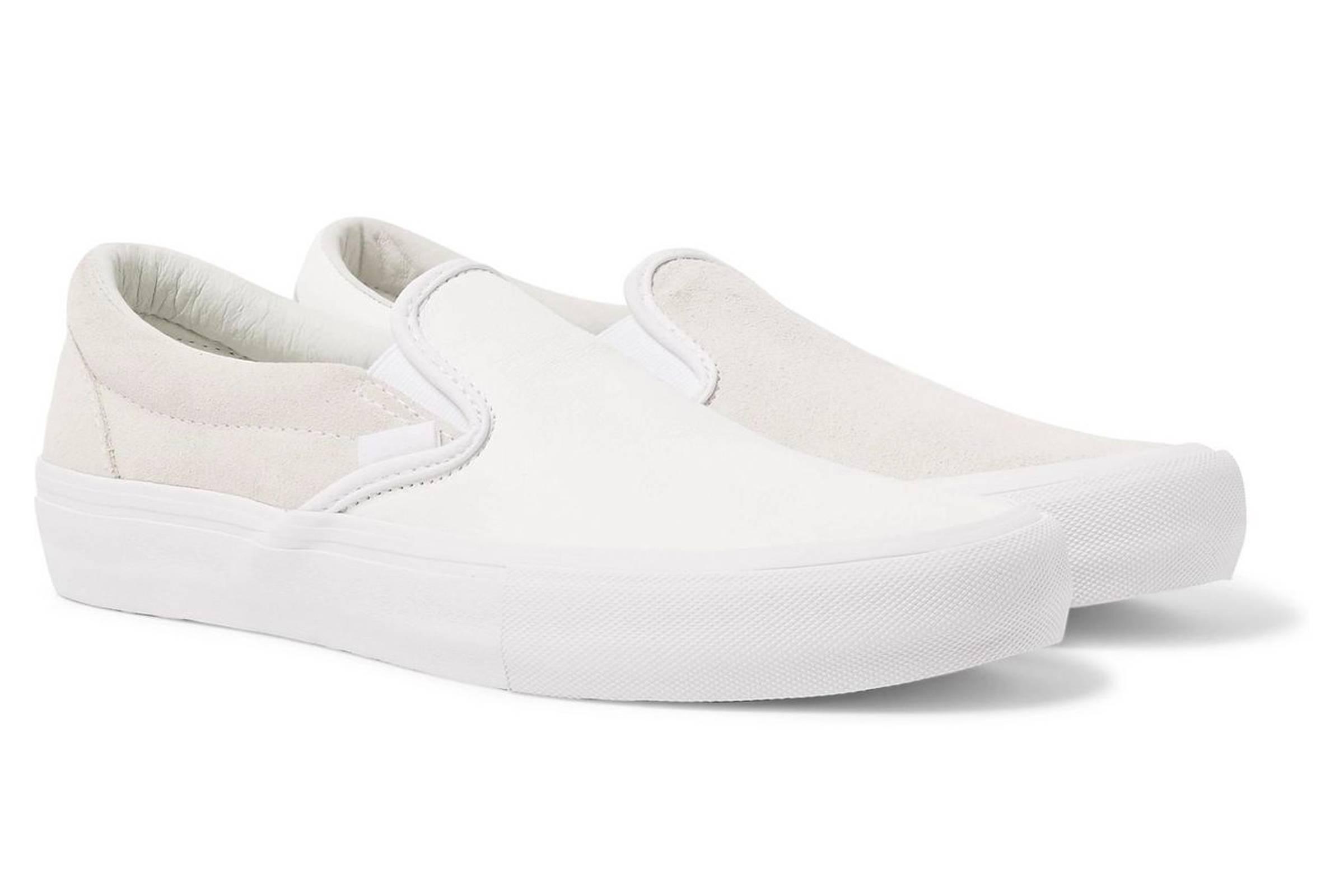Engineered Garments x Vans Slip-On