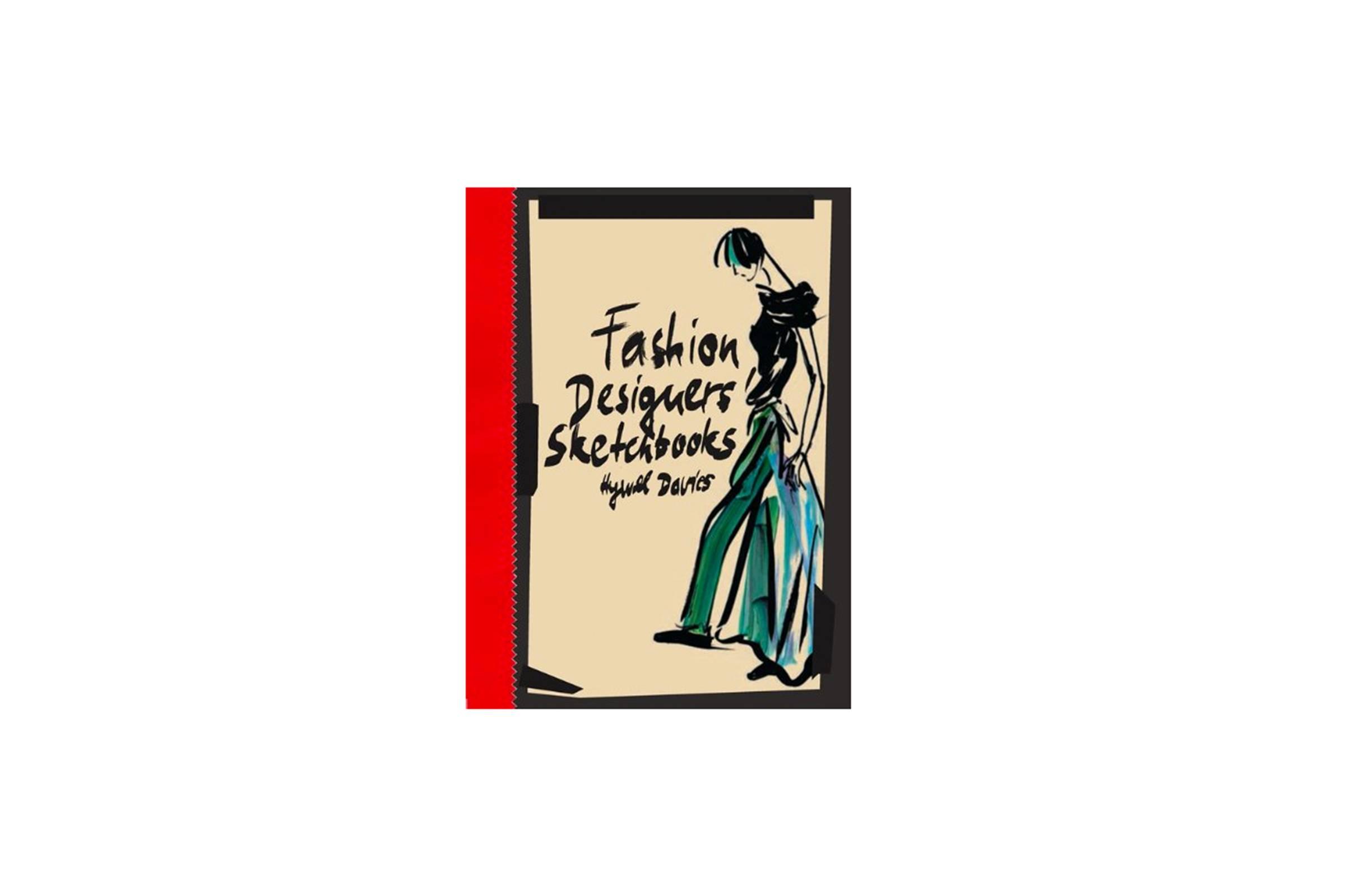 Fashion Designer Sketchbooks by Hywel Davies
