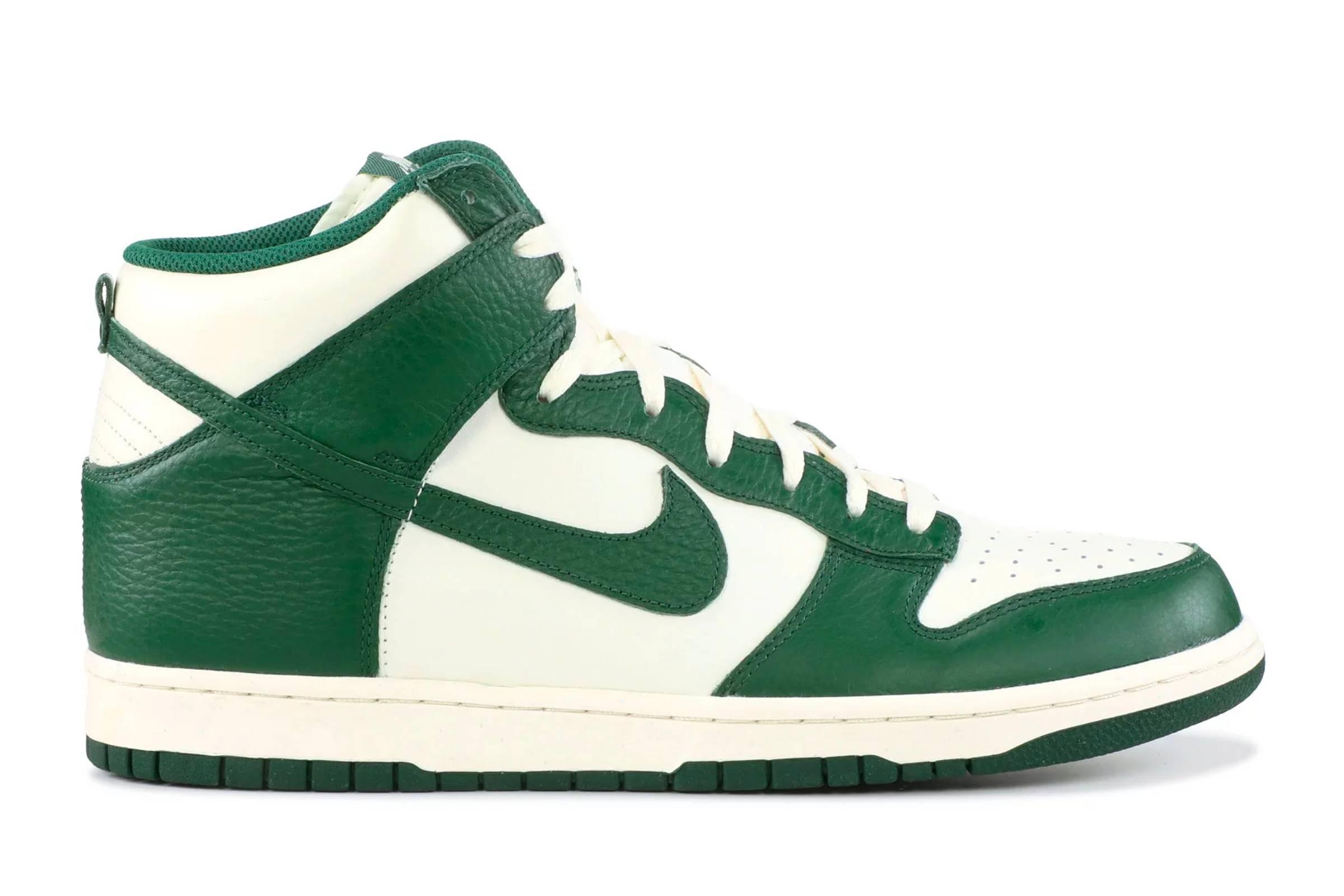 """Nike Dunk High """"Gorge Green"""""""
