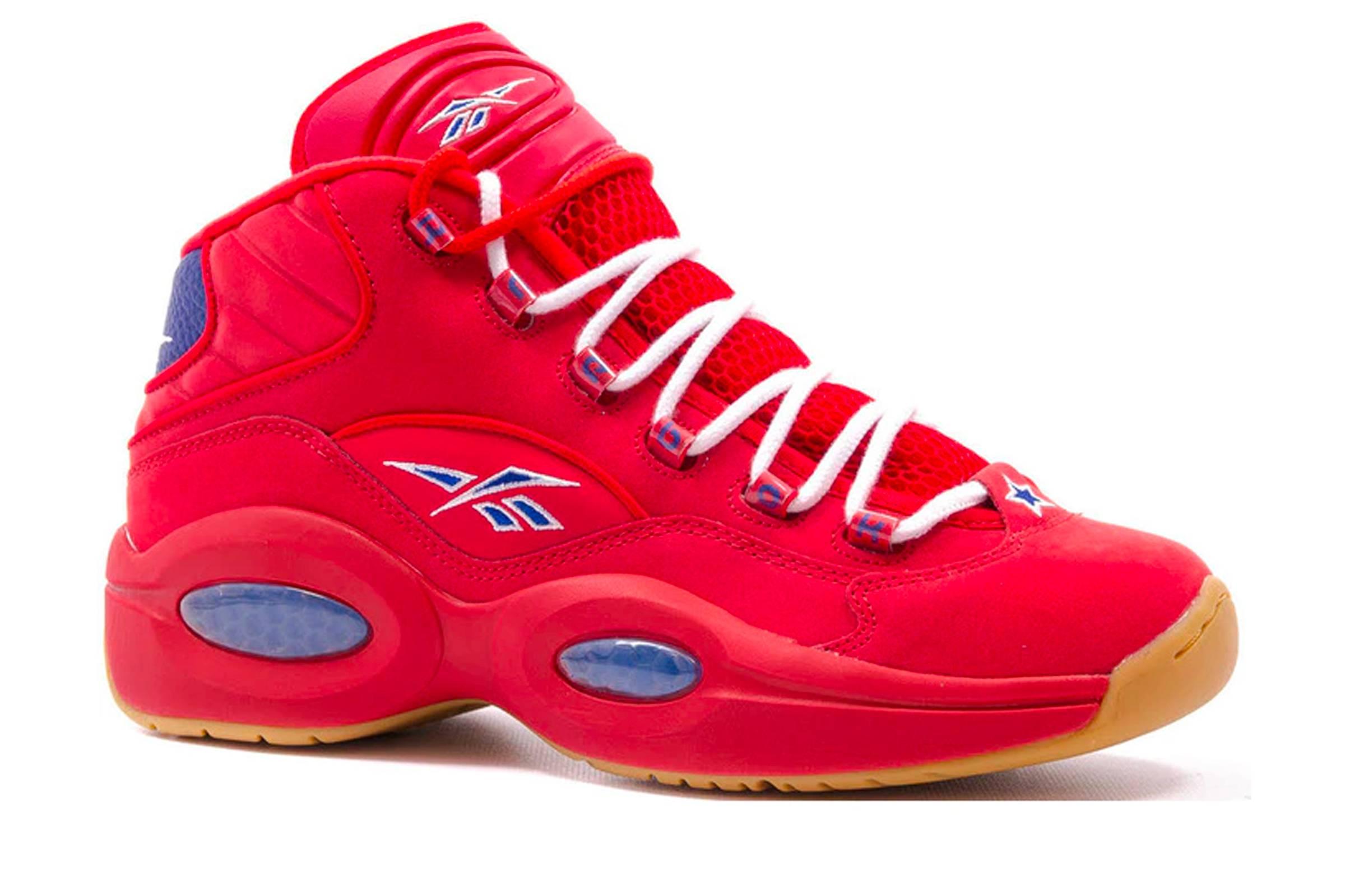 "Packer Shoes x Reebok Question Mid ""Practice Pt. 2"""