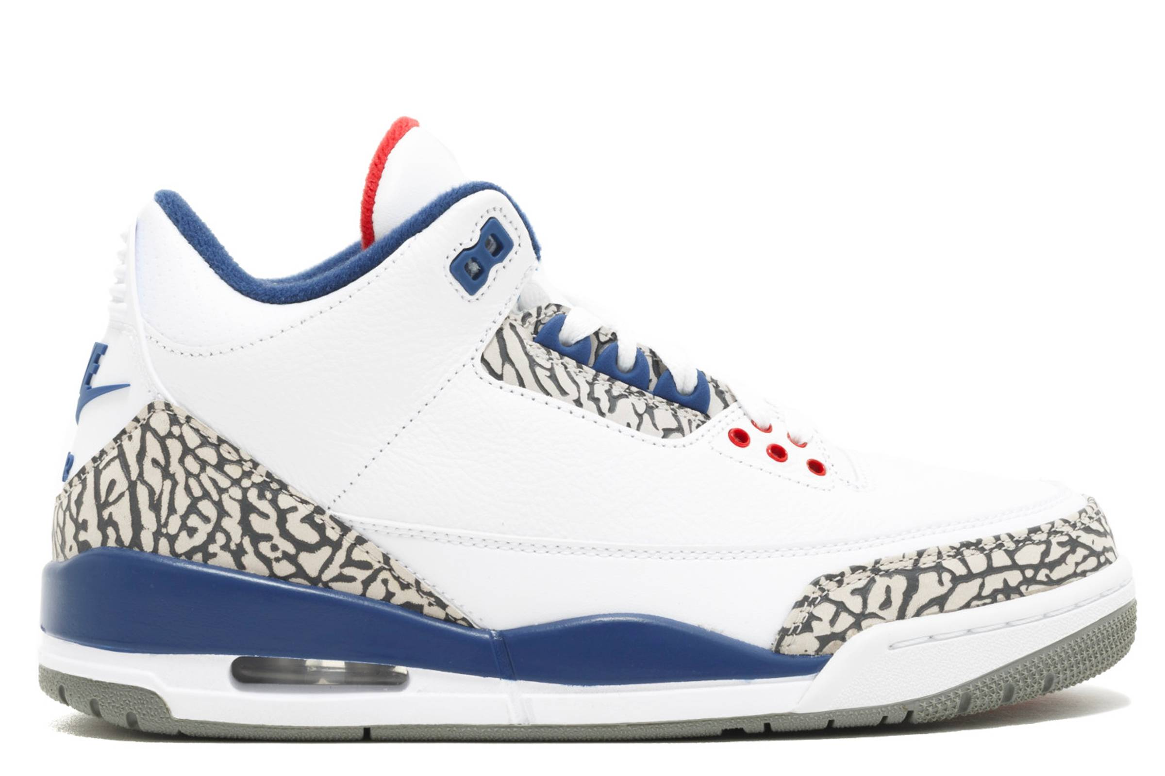 new arrival b876a c9848 A True (Blue) Collaboration: History of the Jordan III | Grailed