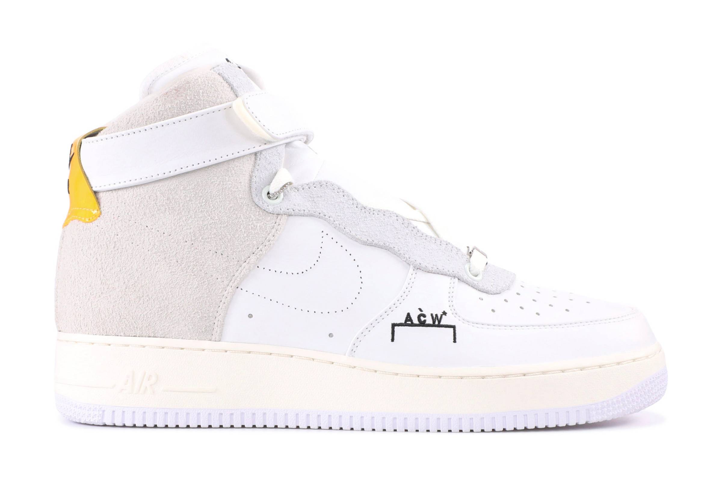 A-Cold-Wall x Nike Air Force 1 High
