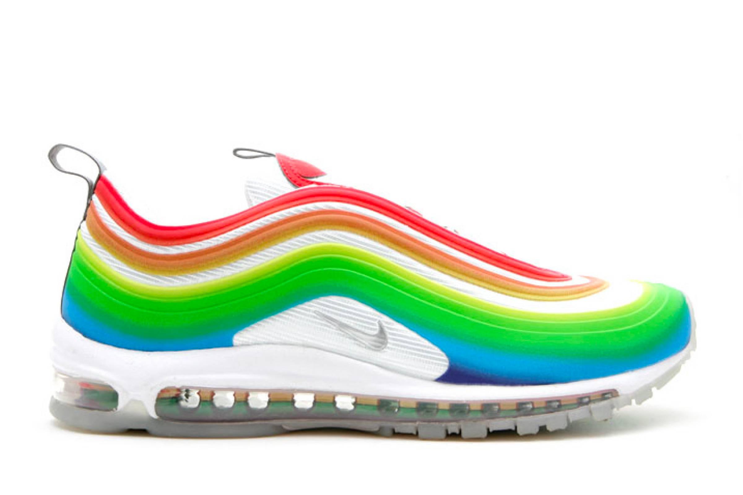 """Nike Air Max 97 Lux """"Rainbow"""""""