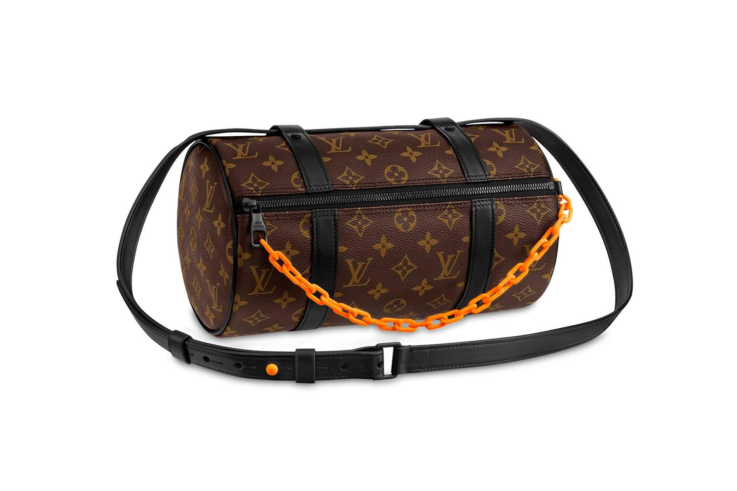 Louis Vuitton Papillon Messenger Bag