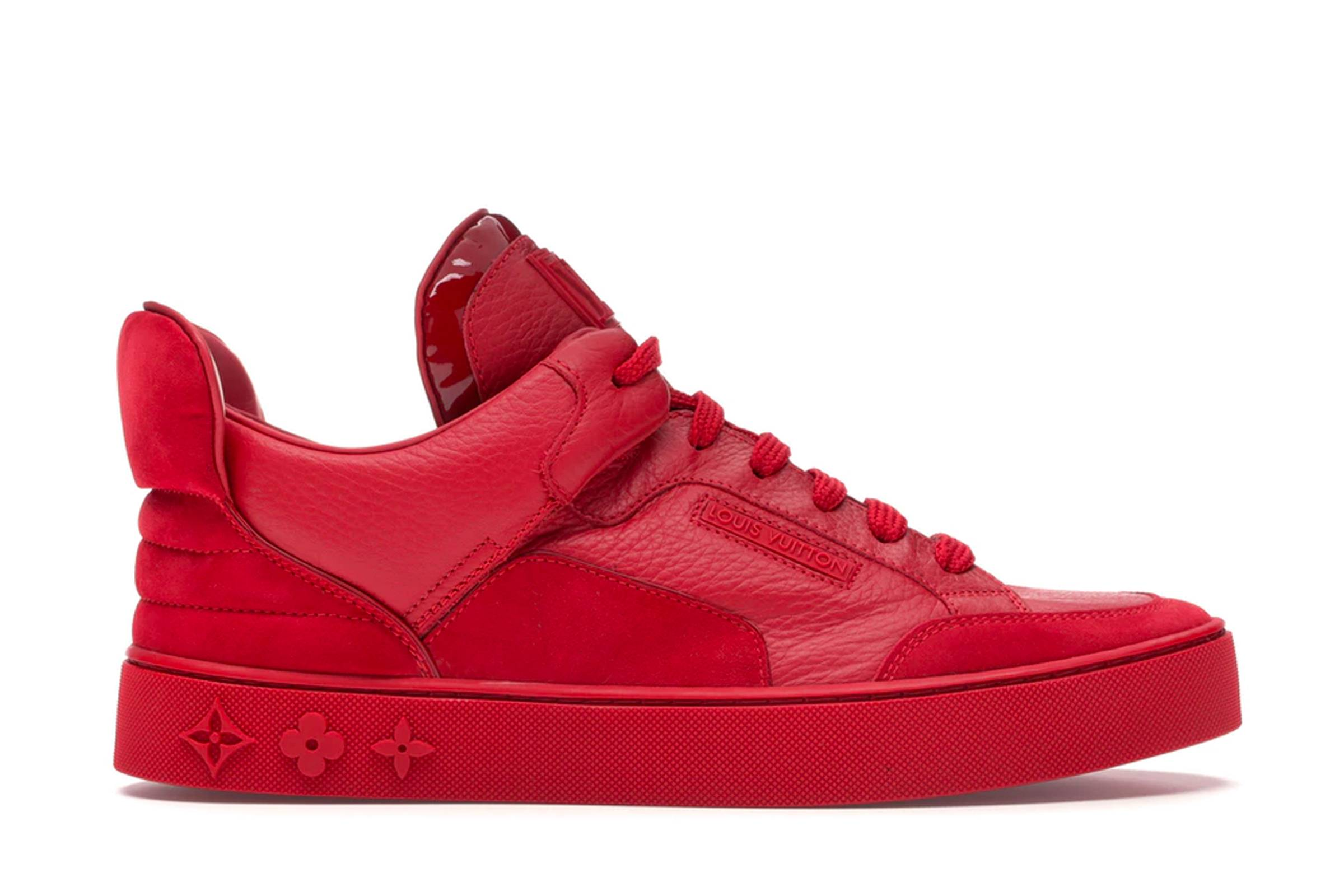 "Kanye West x Louis Vuitton Don ""Red"""