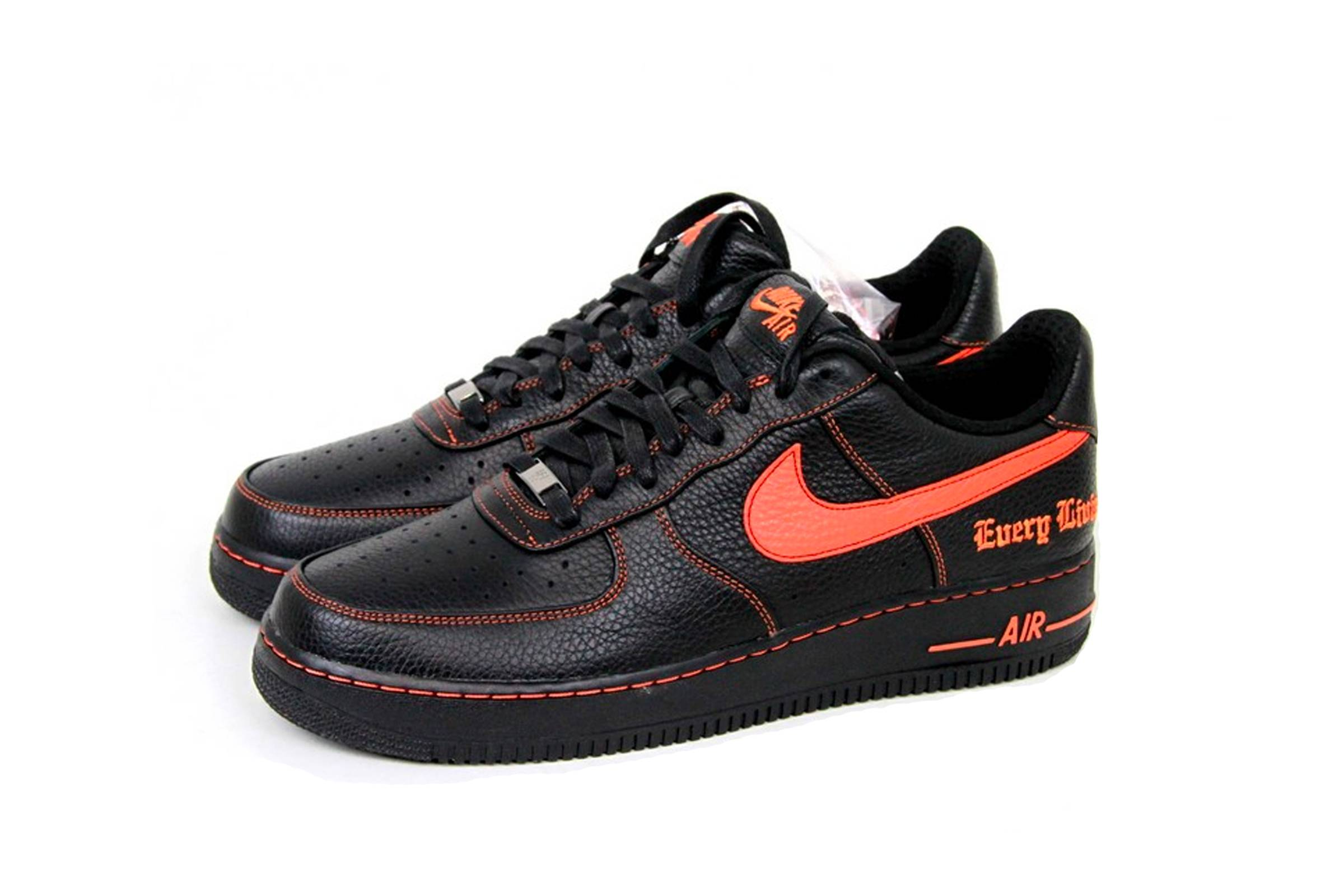 9. VLONE x Nike Air Force 1 Low