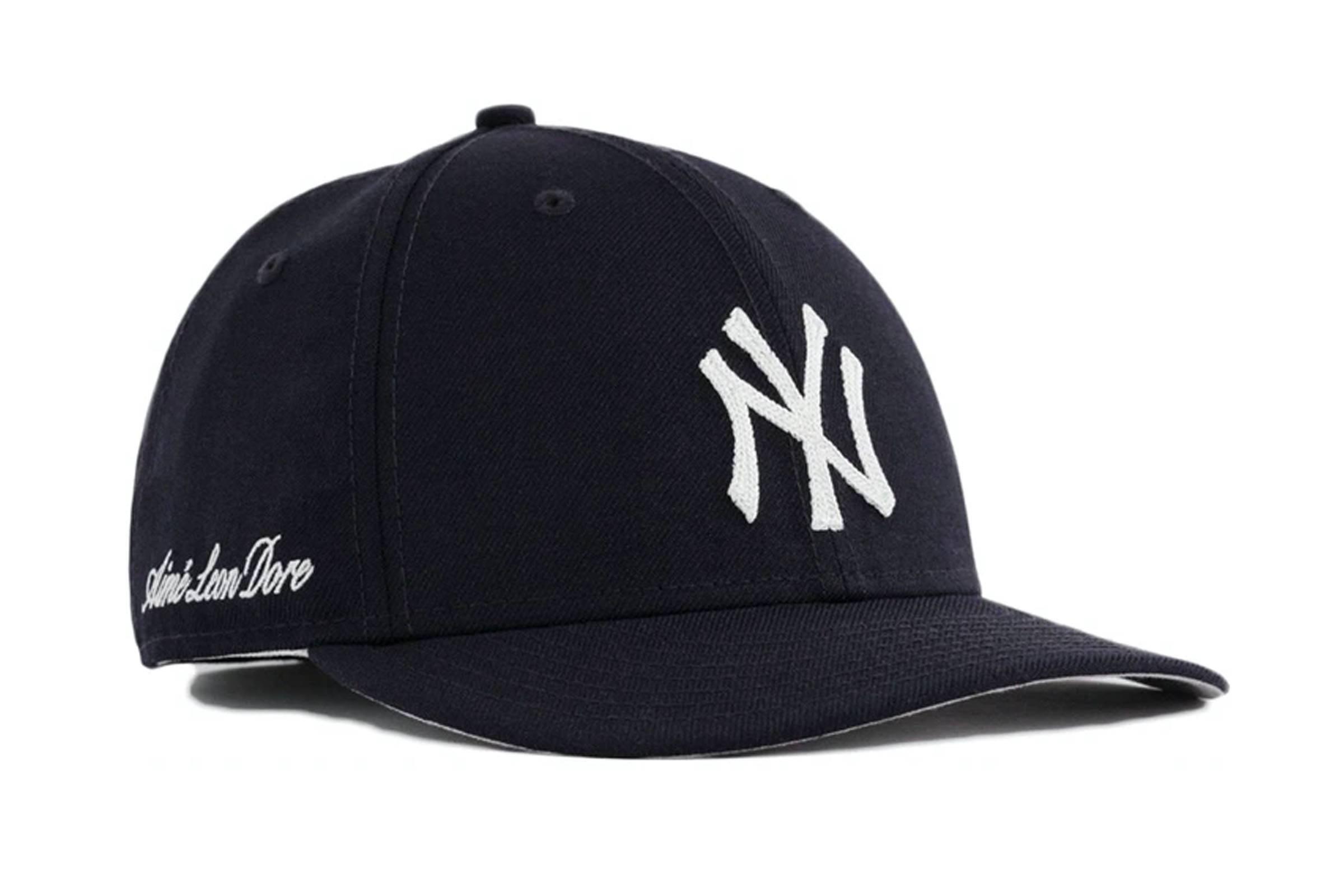 Aimé Leon Dore x New Era New York Yankees Chain Stitched Baseball Cap