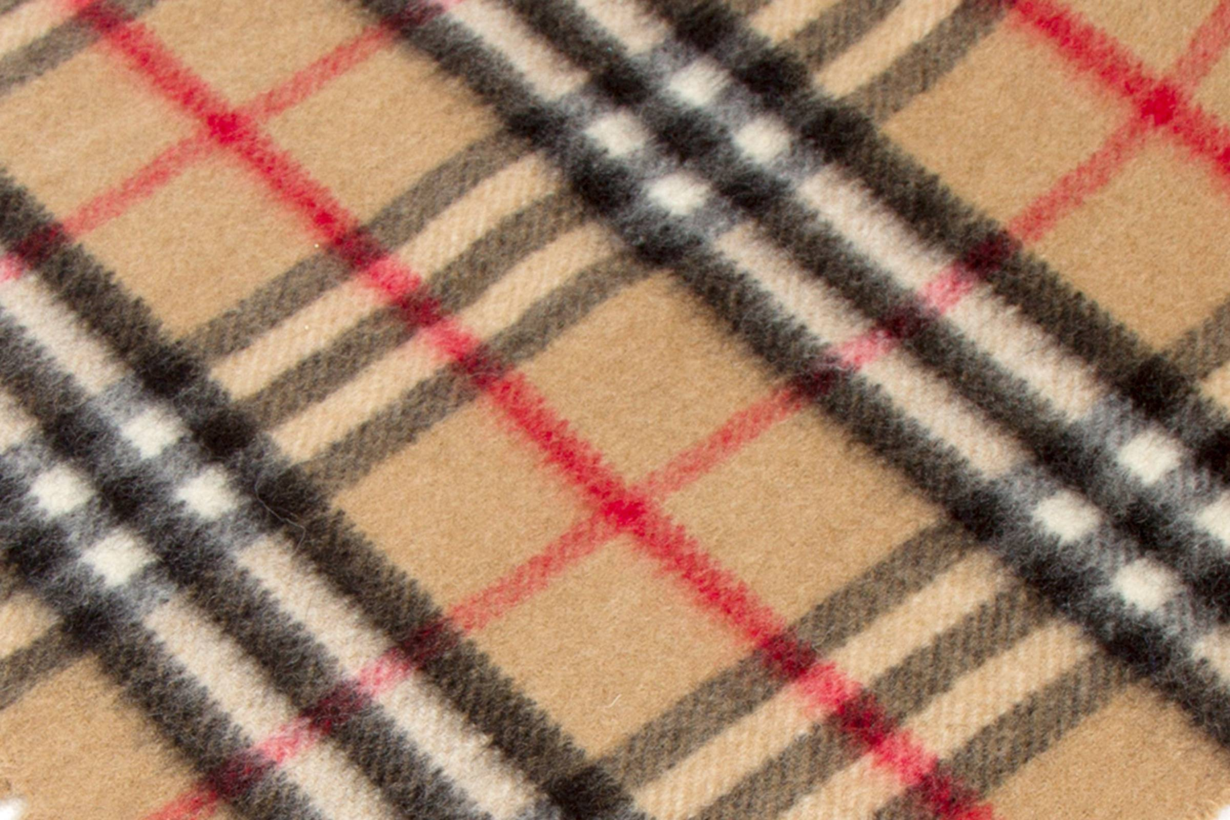 2b206d3e4f4 The History of Burberry s Check - History Of The Burberry Check ...