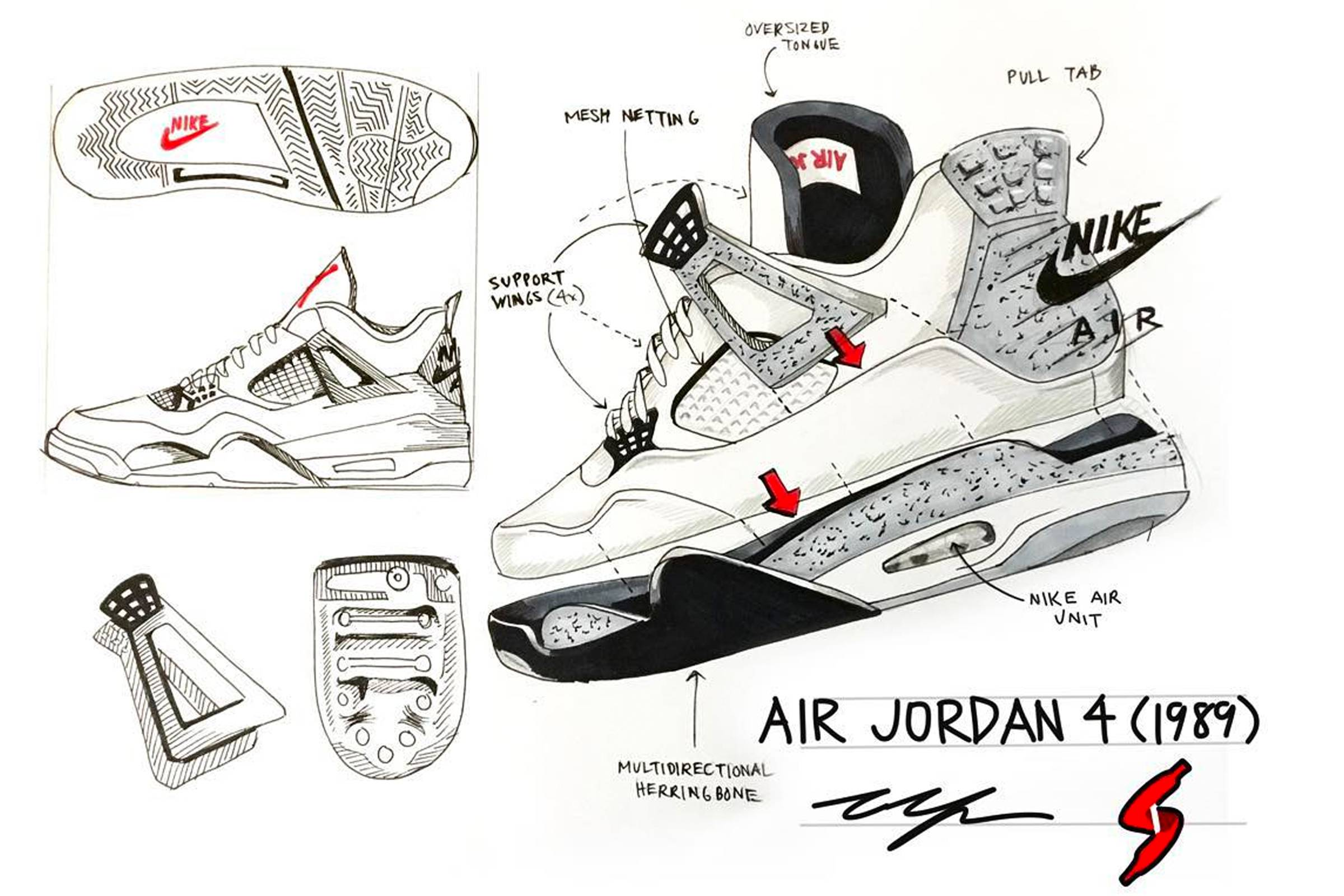 210651b2d81 Buggin' Out: Iconic Air Jordan IV Releases - Best Air Jordan 4 ...