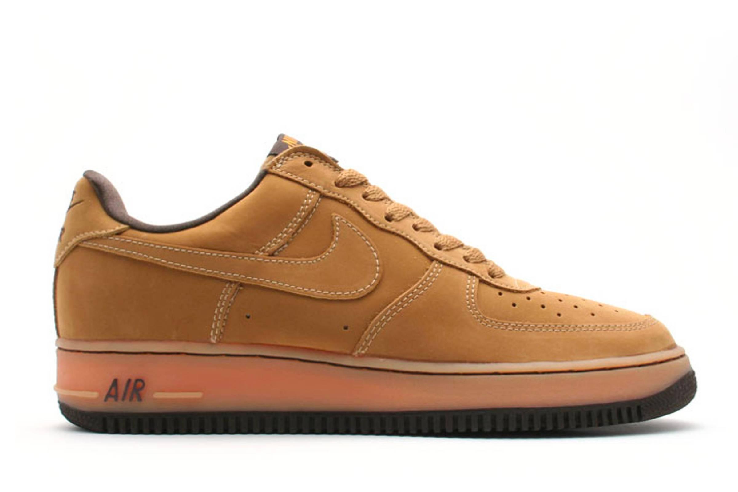 """Nike Air Force 1 """"Wheat"""" (B Series)"""