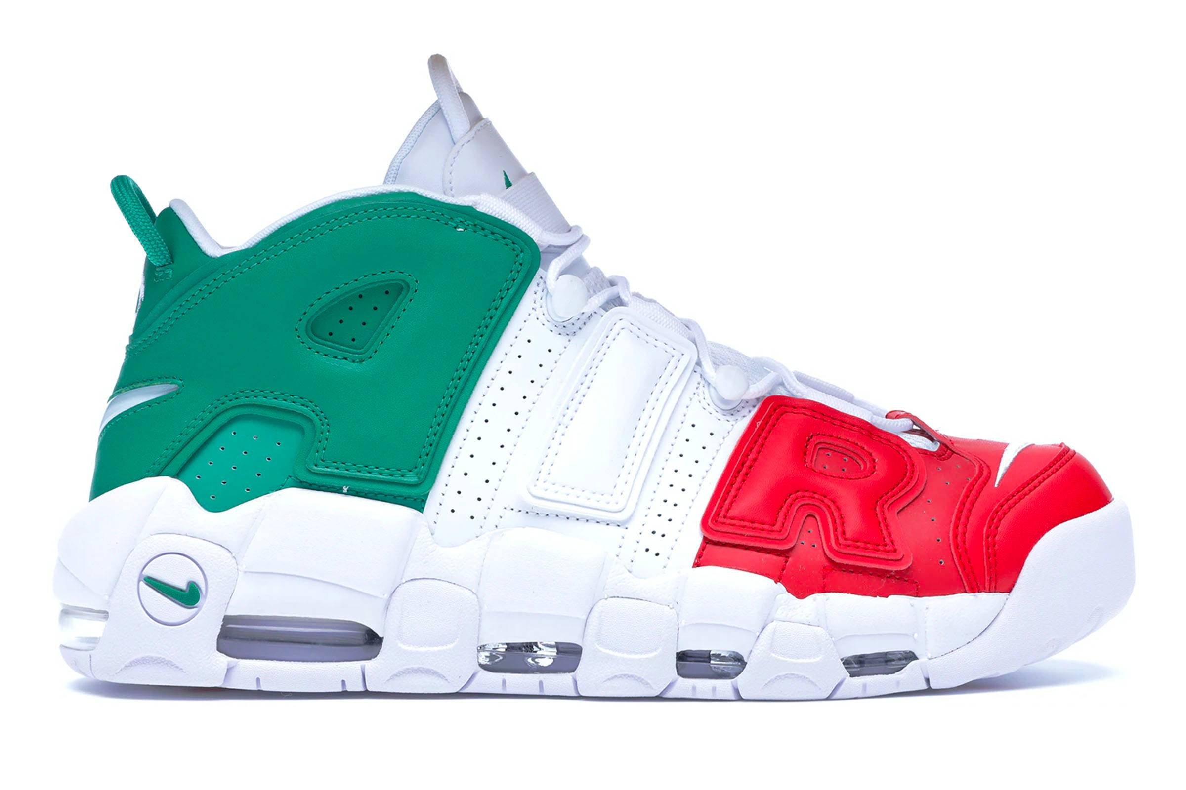 """Nike Air More Uptempo """"Italy"""""""