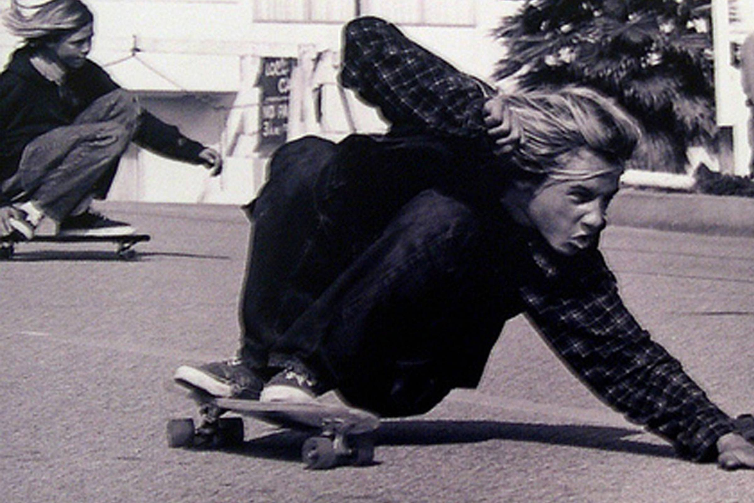 """From """"Dogtown and Z Boys,"""" both wearing Vans Authentics"""