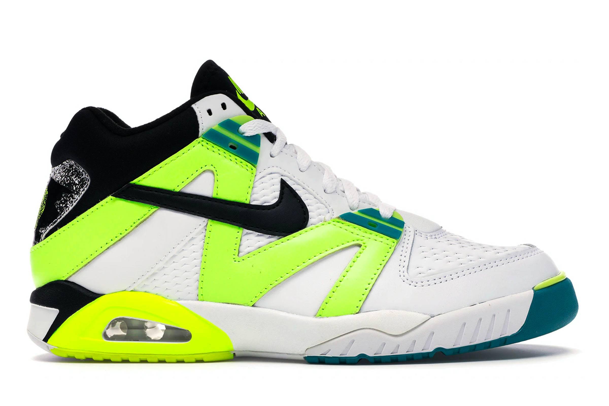 "Nike Air Tech Challenge III ""Volt"""