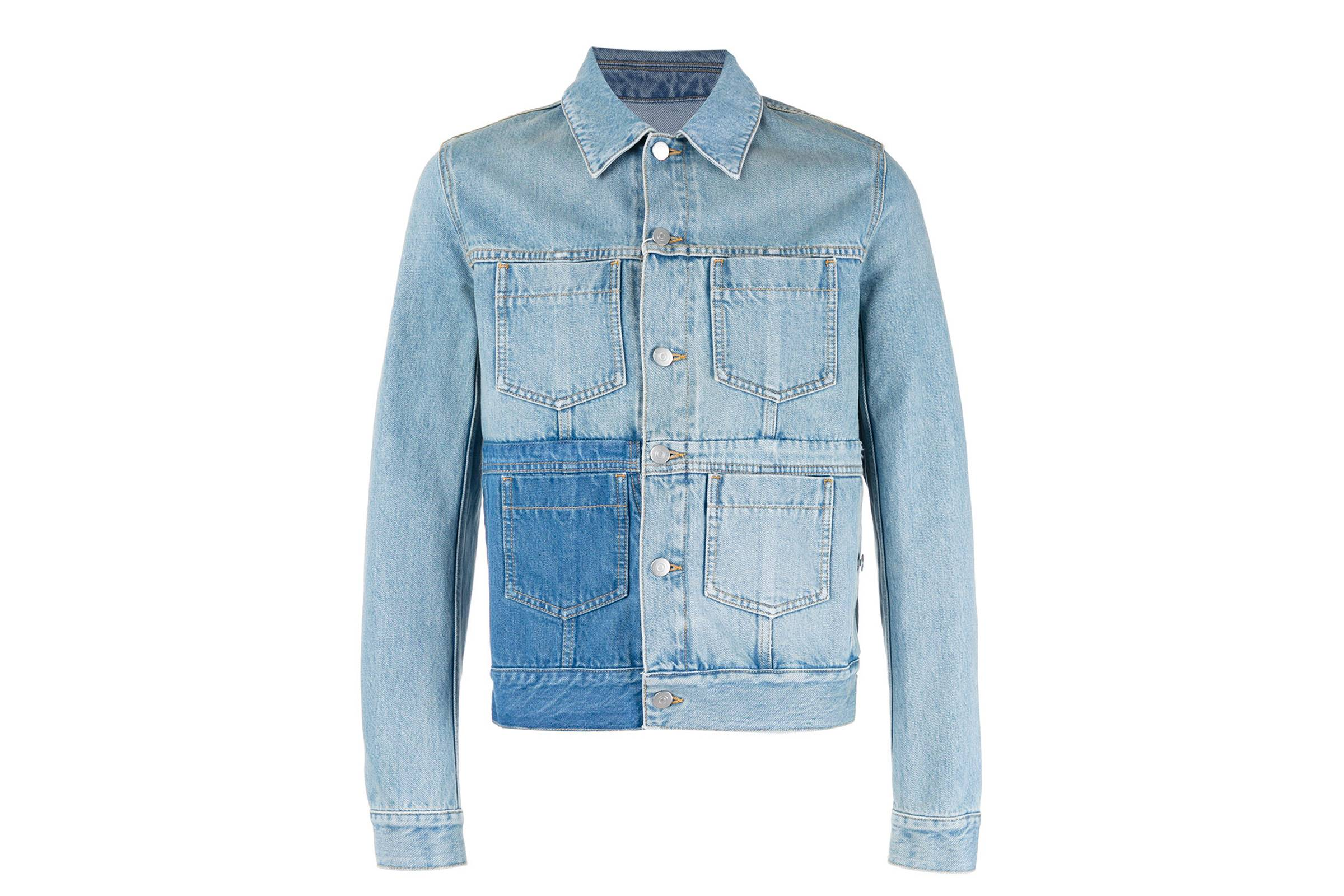 Maison Margiela Patchwork Denim Jacket