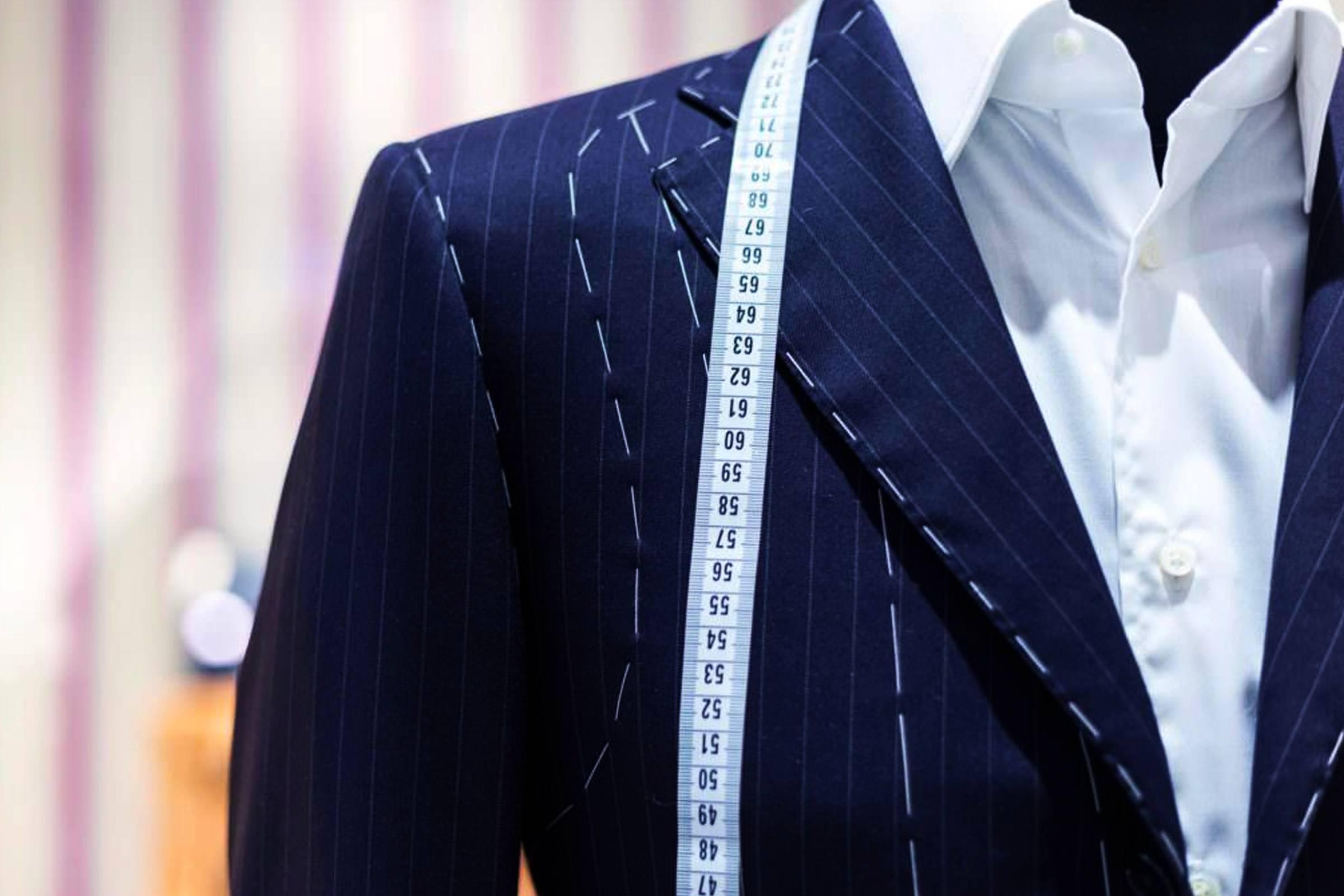 Suit Size Guide