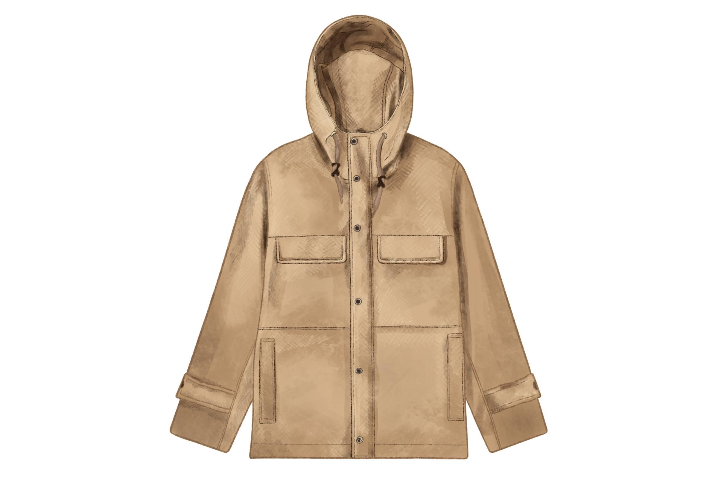 Nanamica Gore-Tex Cruiser Hooded Jacket