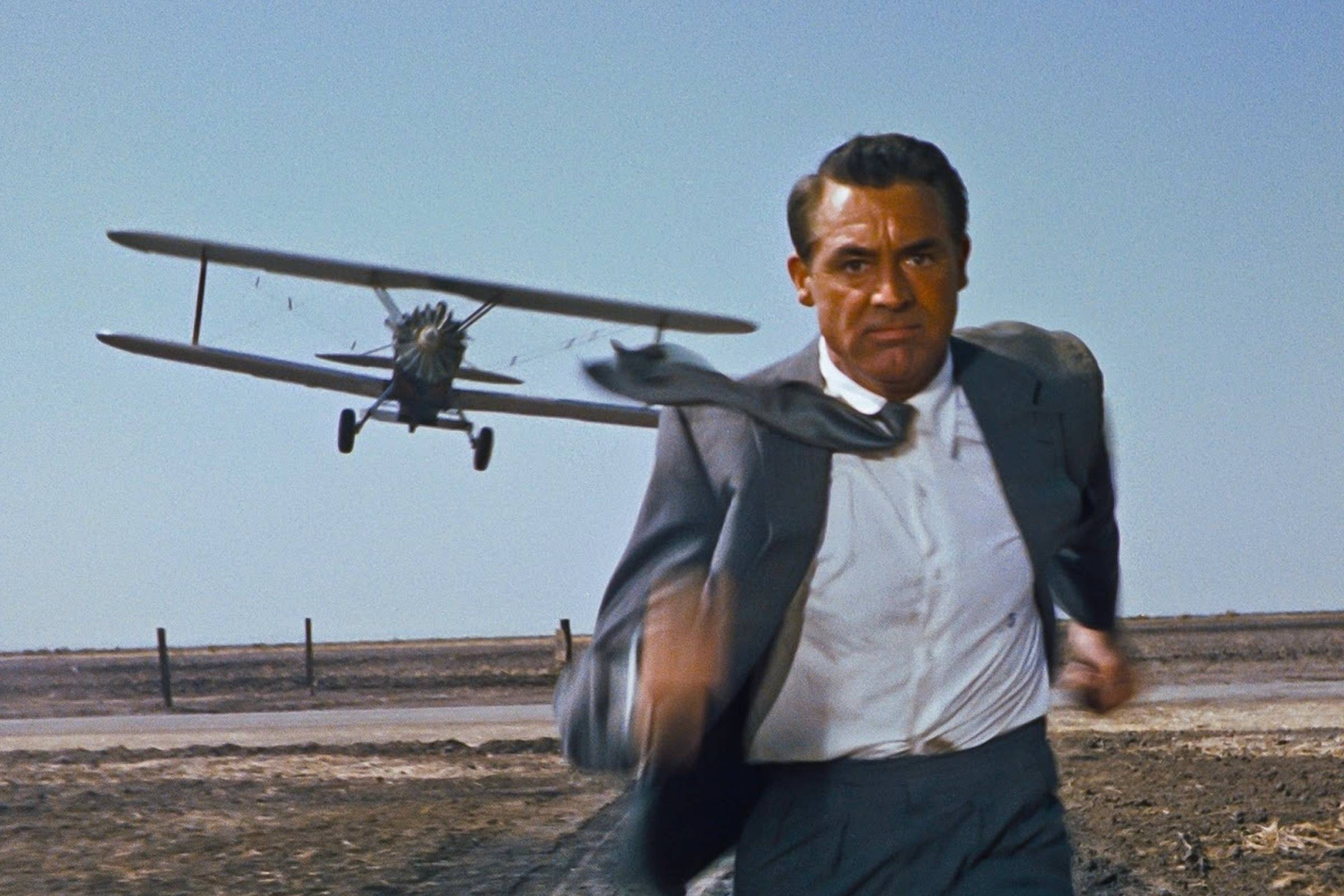 "Cary Grant's ""North By Northwest"" Suit Is the Greatest in Film History"