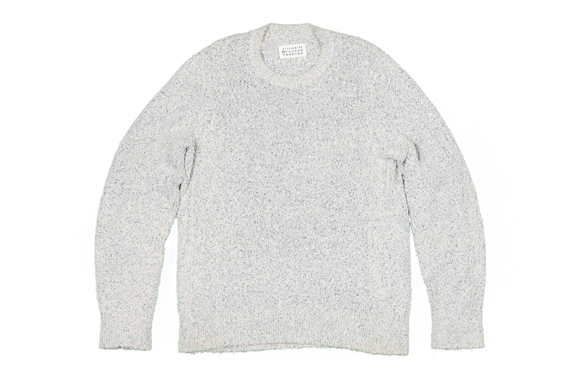 Maison Margiela Spring/Summer 2015 Boucle Sweater