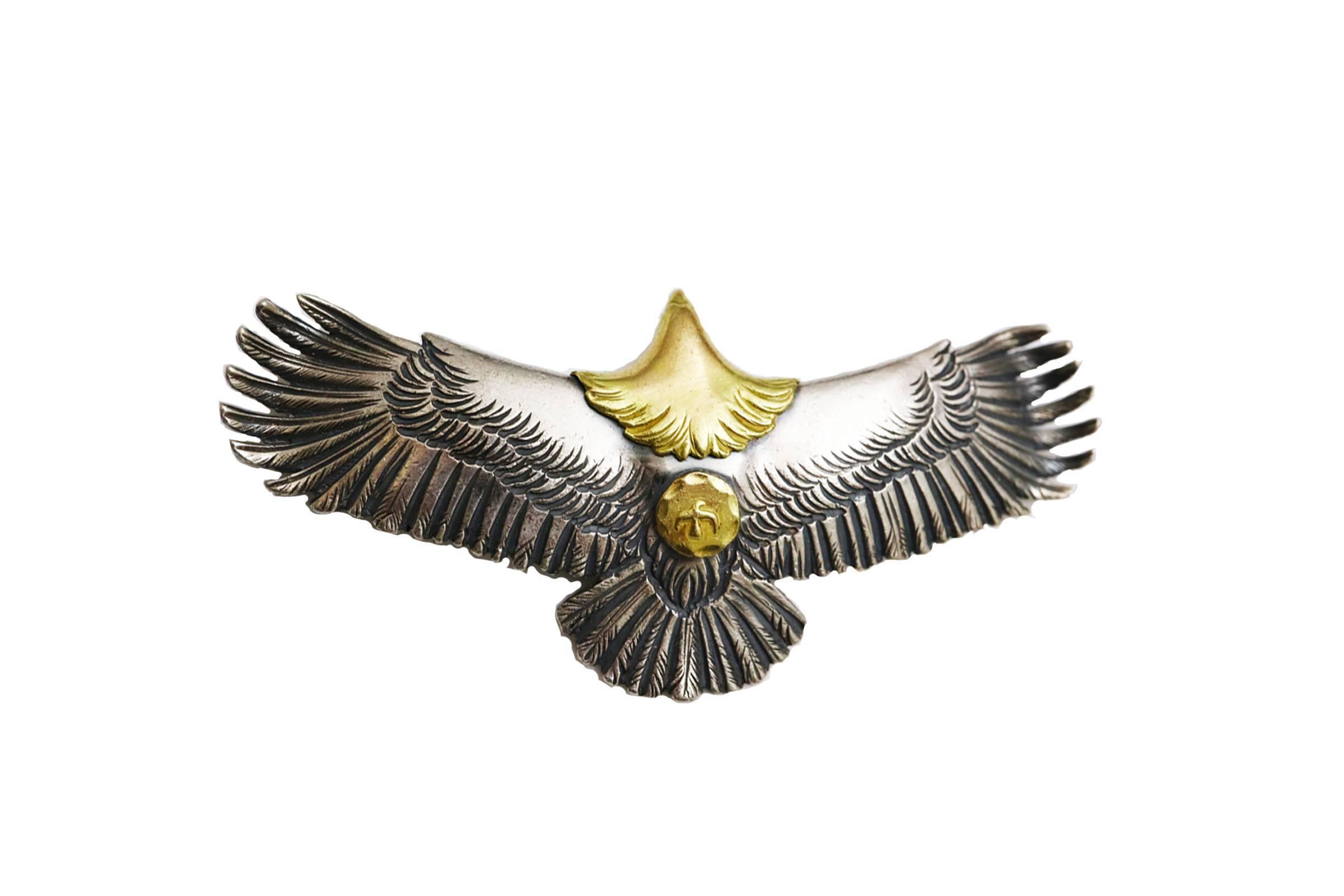 Goros Eagle Pendant