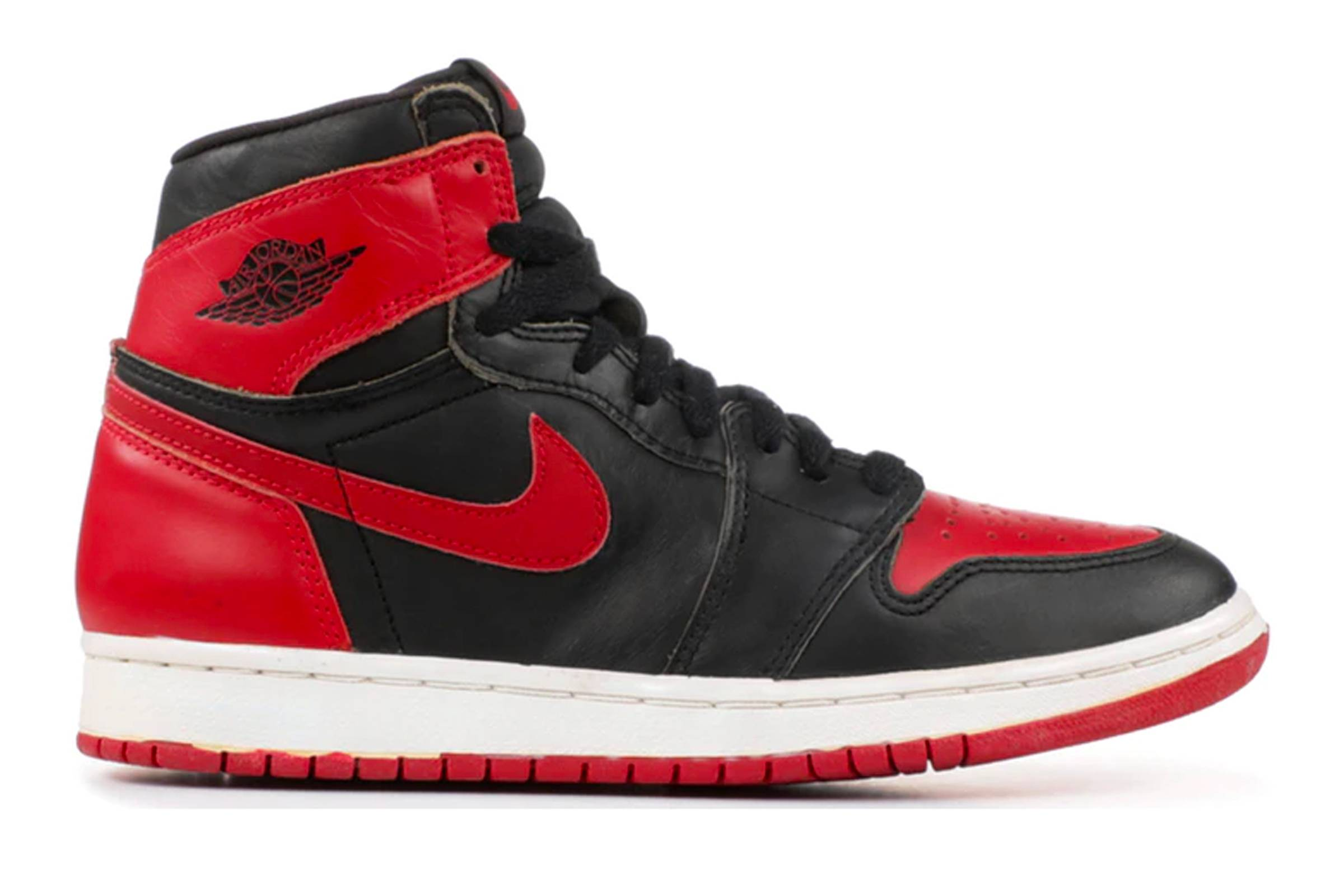 "Jordan I OG High ""Black/Red"""