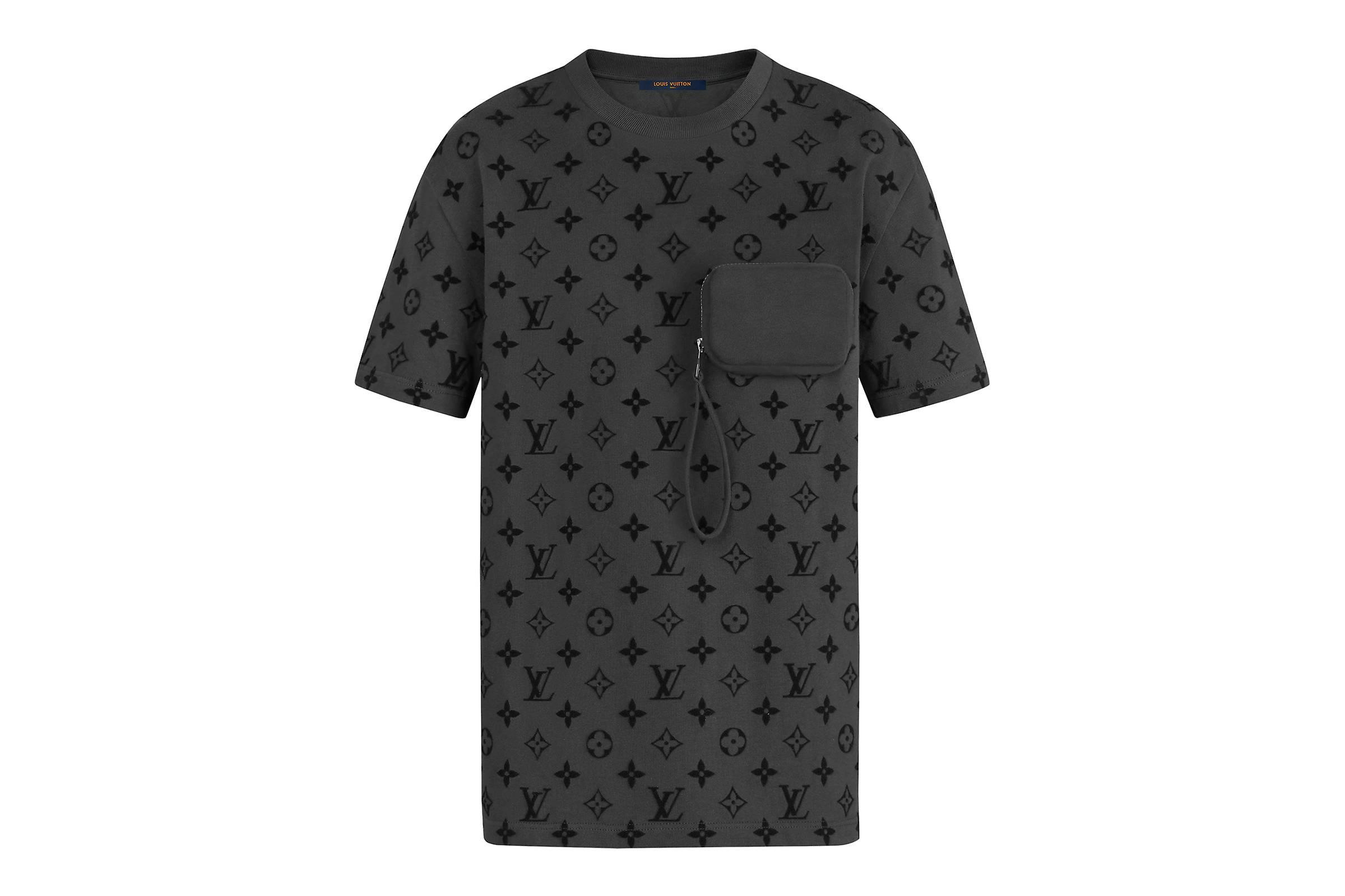 Louis Vuitton Hook and Loop Monogram T-Shirt