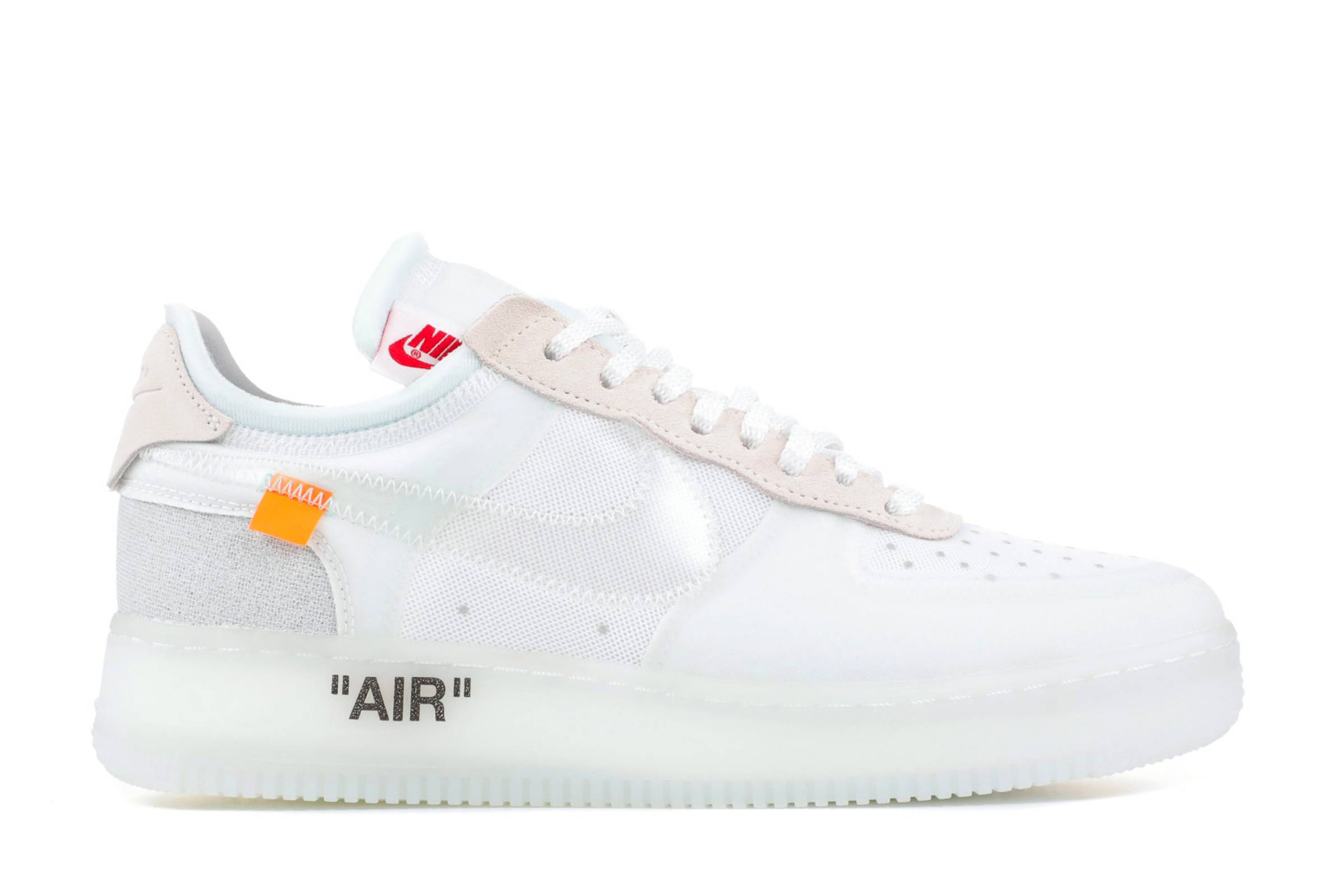 "Off-White x Nike Air Force 1 ""The Ten"""